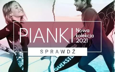 Pianki Neoprenowe - Sezon 2021