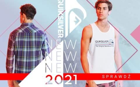 QuikSilver - Nowa Kolekcja Lifestyle 2021