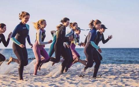 Jesień w biegu z butami On Running