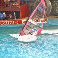 Windsurfing na największym basenie w Europie!