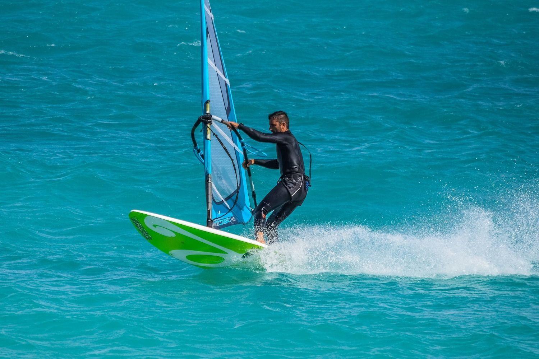 Pianka windsurfingowa, która spełni Twoje oczekiwania