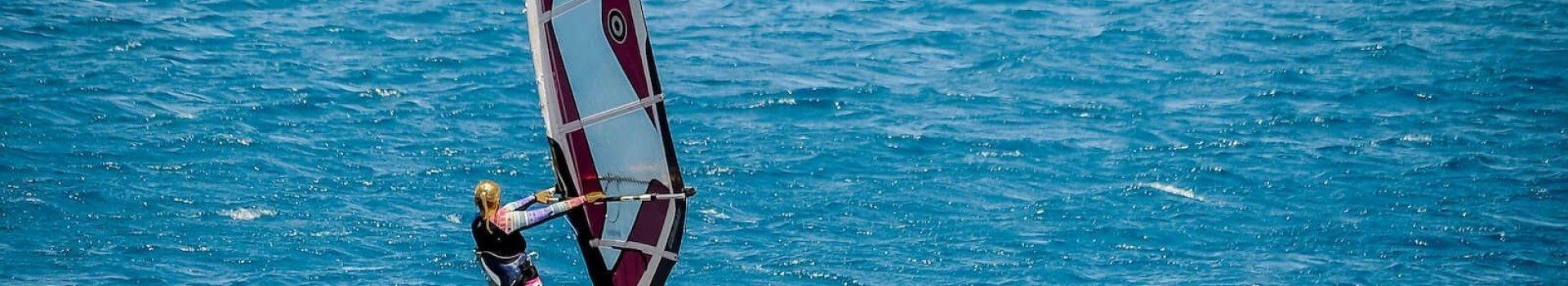Jak serwisować sprzęt do windsurfingu?