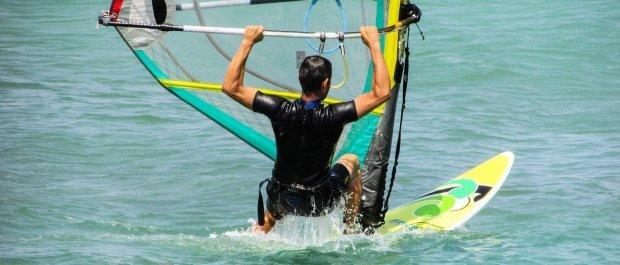 Pomysł na wakacje 2019 – deska windsurfingowa