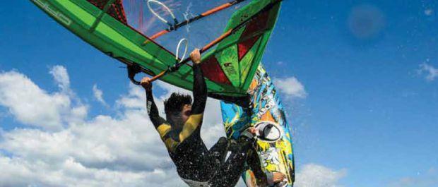 Deski windsurfingowe 2014 z SurfShop.pl w akcji!