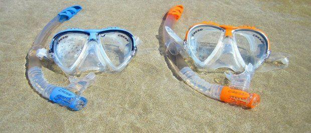 Maski do pływania, dzięki którym nie przegapisz nawet sekundy