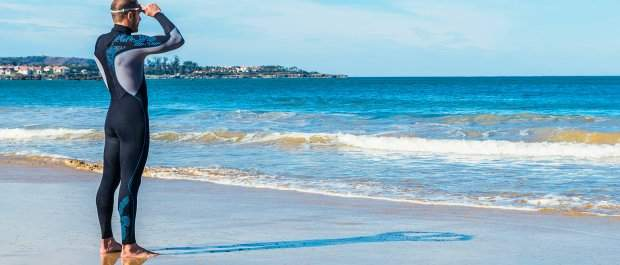 Pianka neoprenowa do windsurfingu lub kitesurfingu