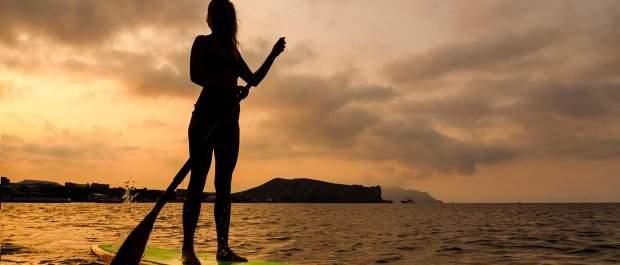 SUPy - przygoda, wakacje, woda!