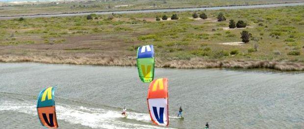 Wygraj latawiec kitesurfingowy North Vegas 2014