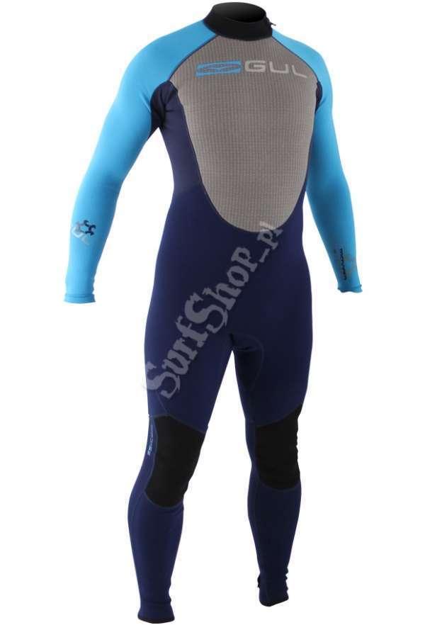 PIANKA NEOPRENOWA GUL 3 2 MM#RE 1322#2012 NAVY ELECTRIC BLUE