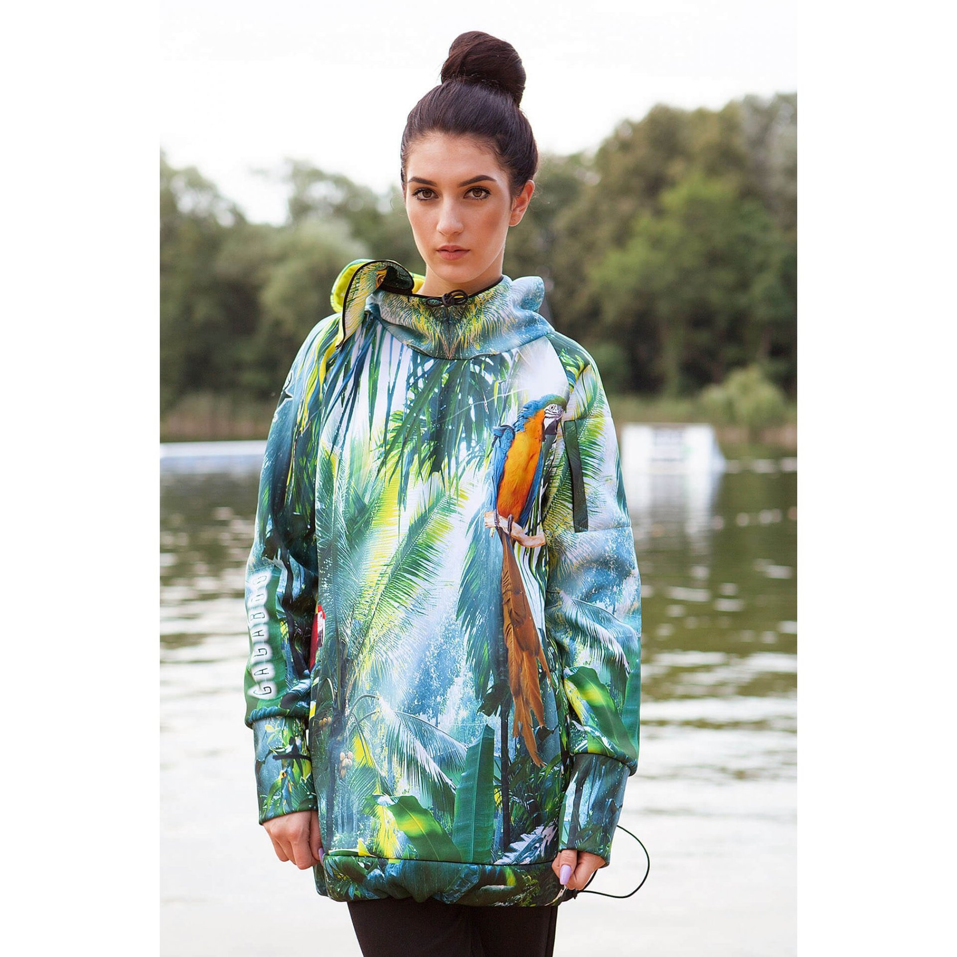 BLUZA GAGABOO JUNGLE CALL 1