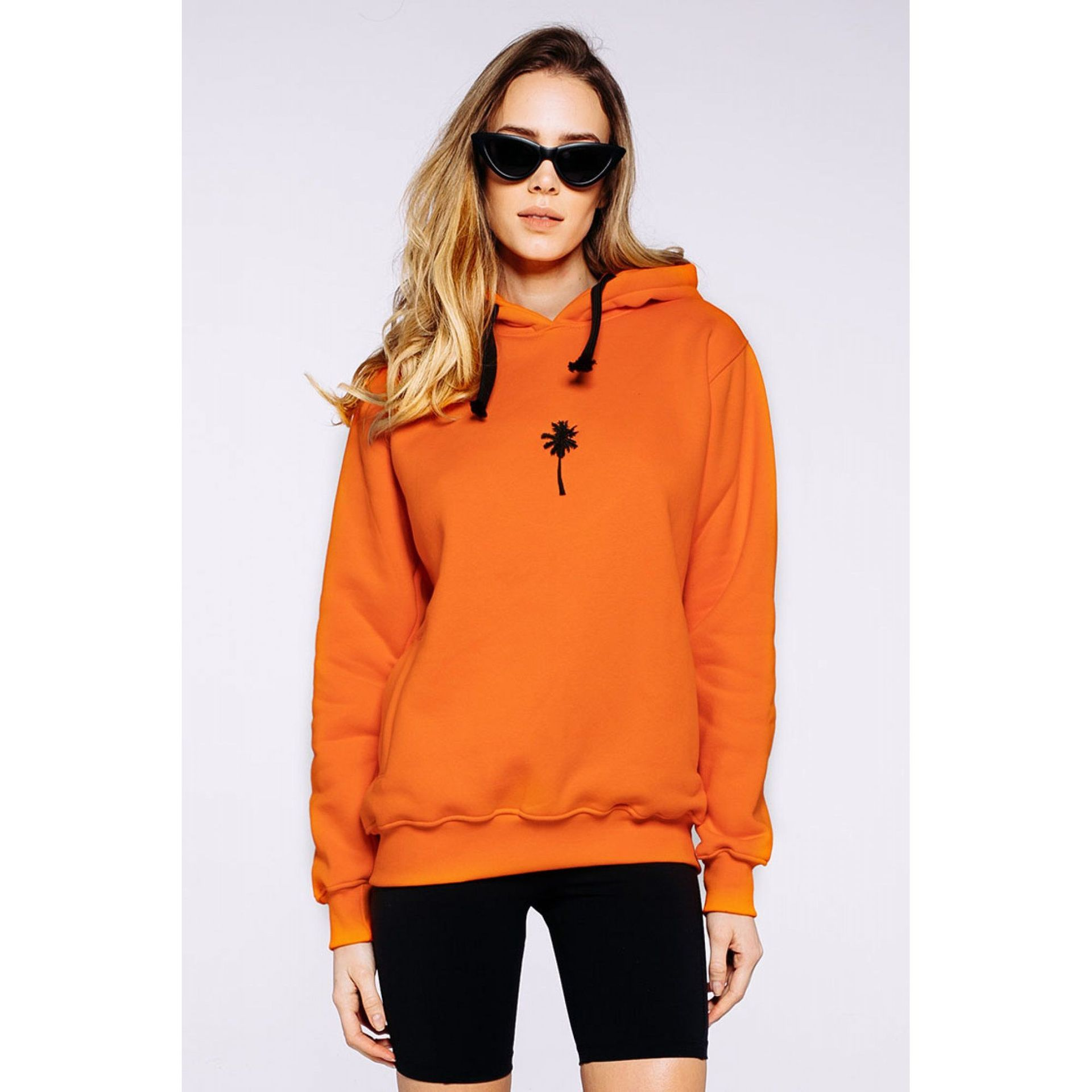 BLUZA JUNGMOB INDEPENDENT ORANGE 1