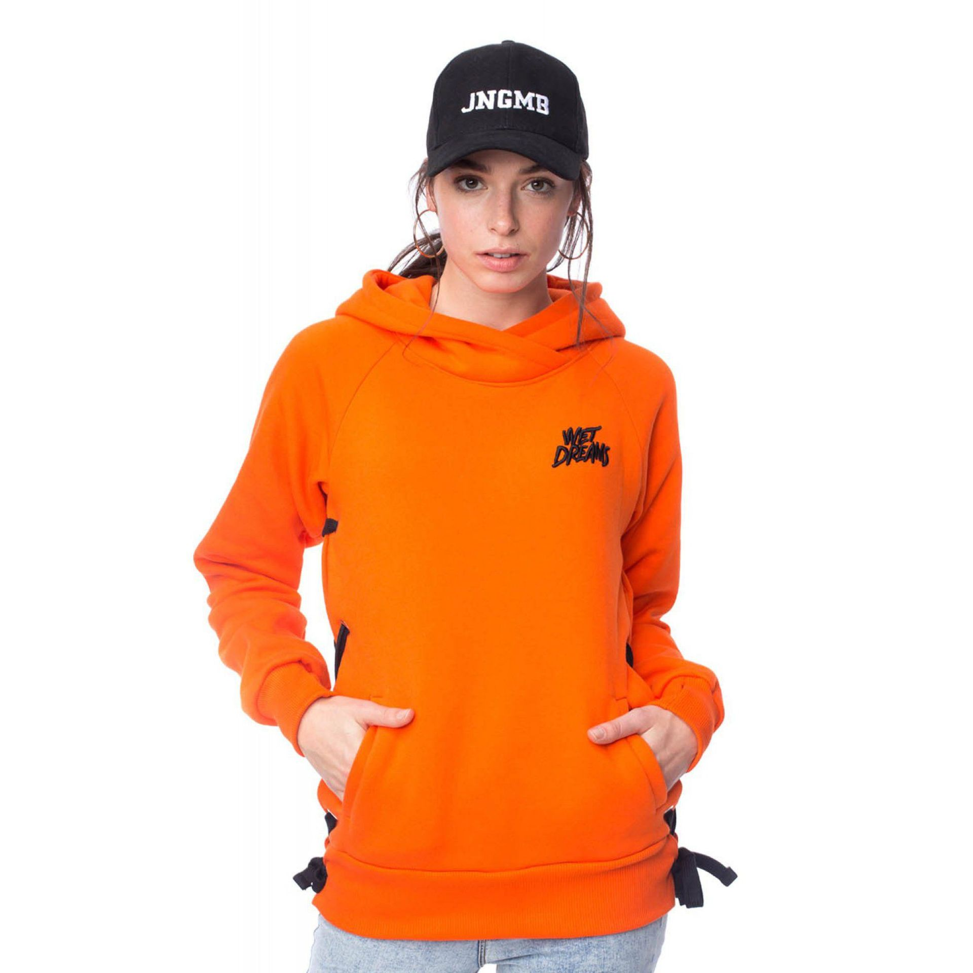 BLUZA JUNGMOB WET STRING ORANGE 1