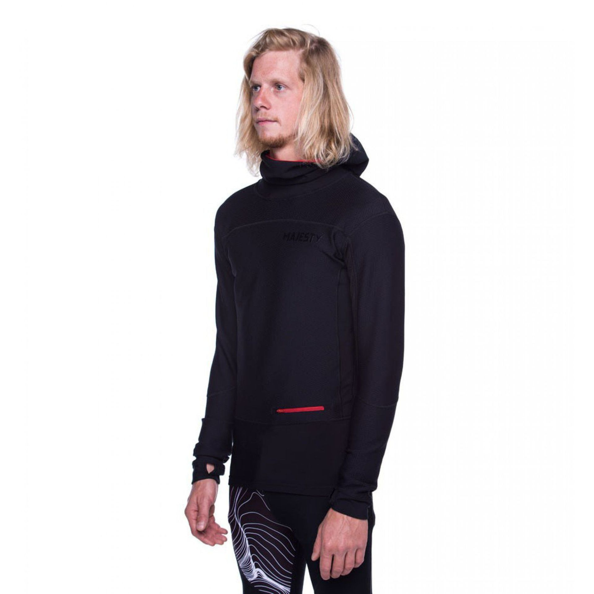 BLUZA MAJESTY HEATSHIELD BLACK 2