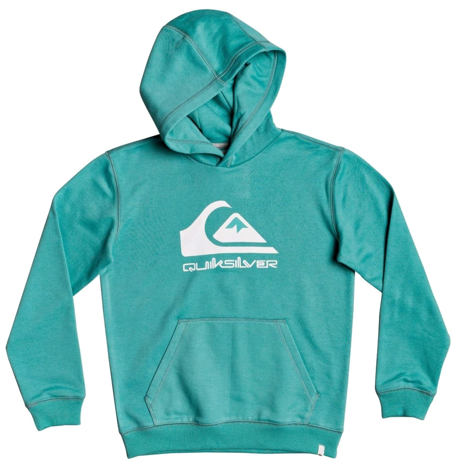 BLUZA QUIKSILVER BIG LOGO YOUTH EQBFT03593 BKH0