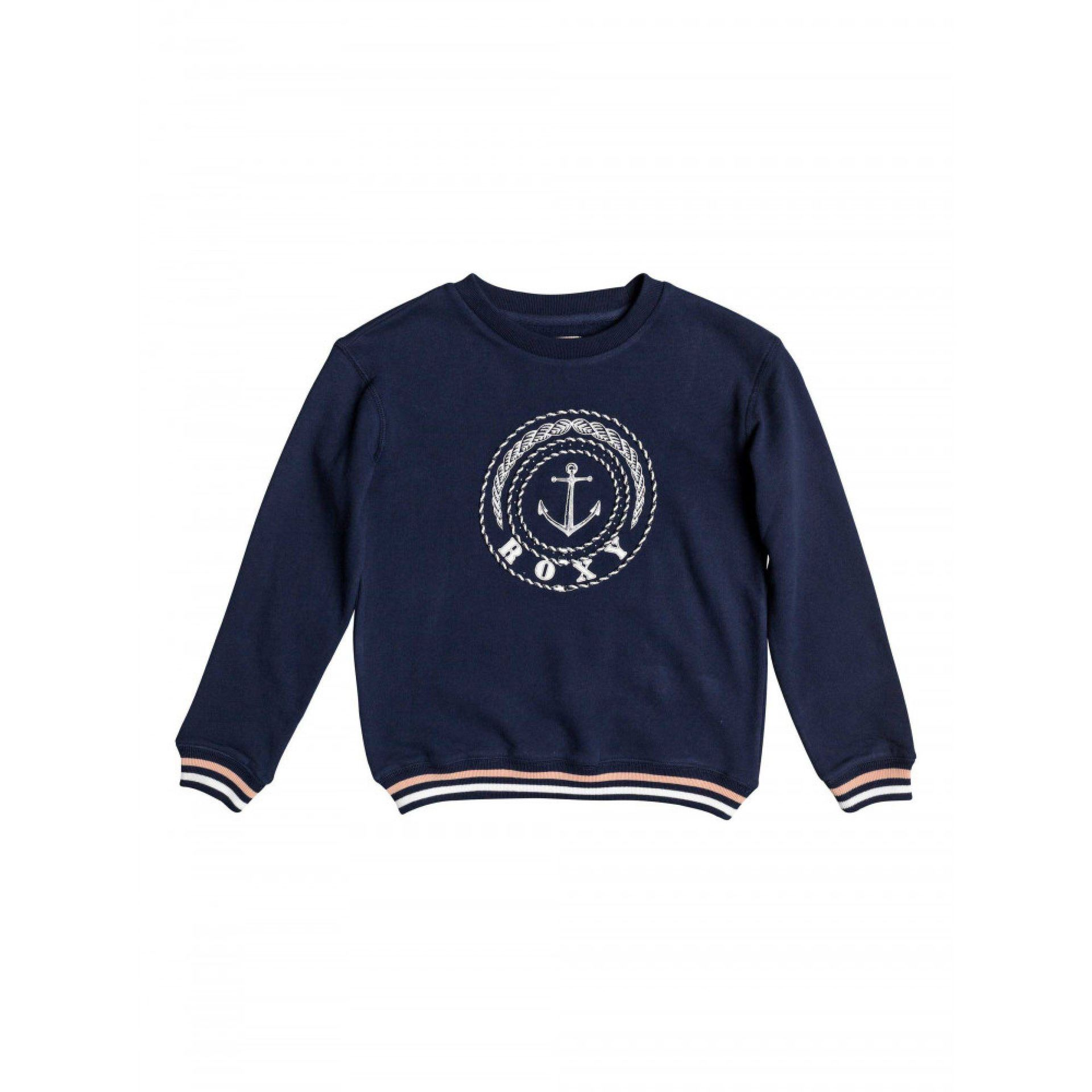 BLUZA ROXY GIRLS 2-6 SSHINE ALL DAY ANCHOR