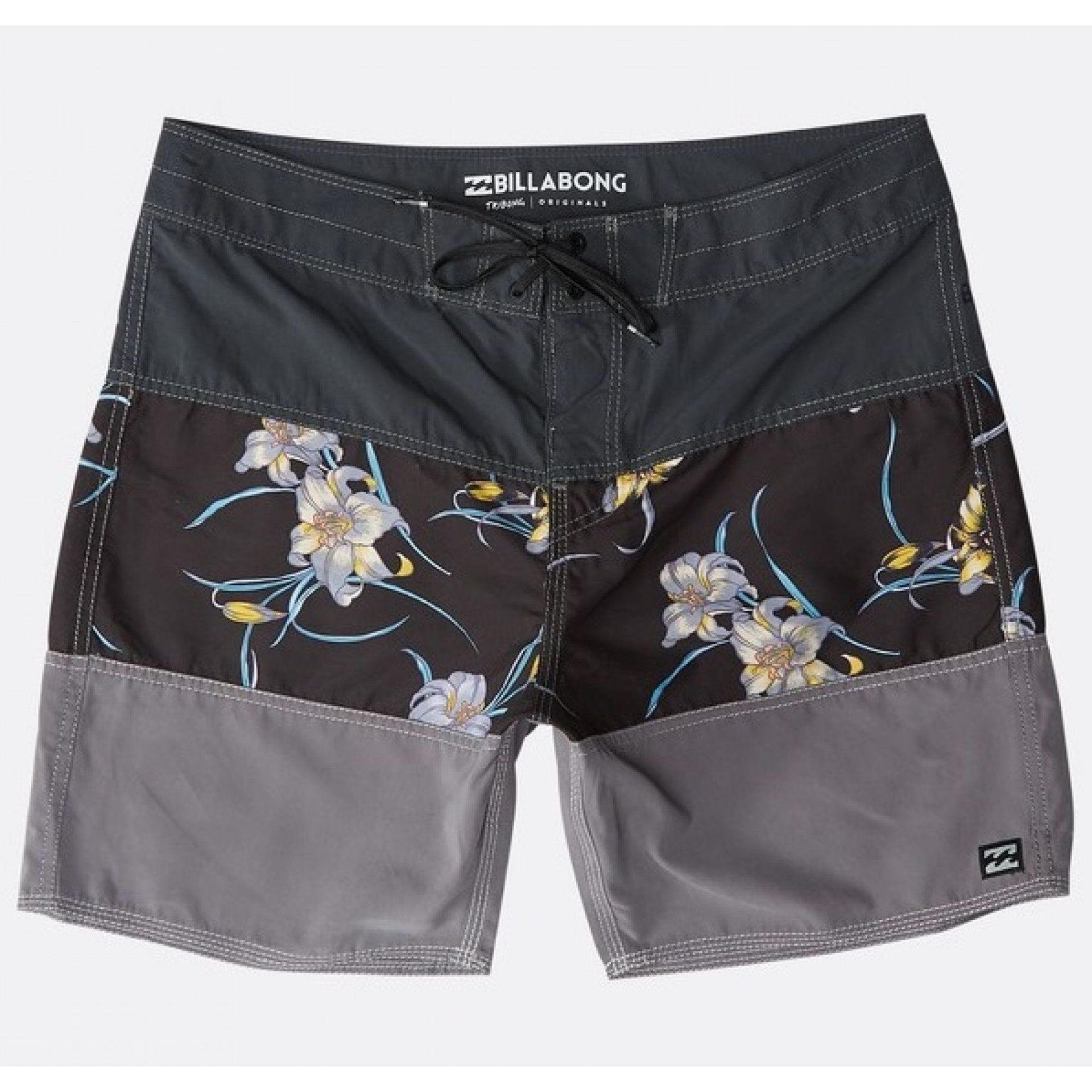BOARDSHORTY BILLABONG TRIBONG OG BLACK