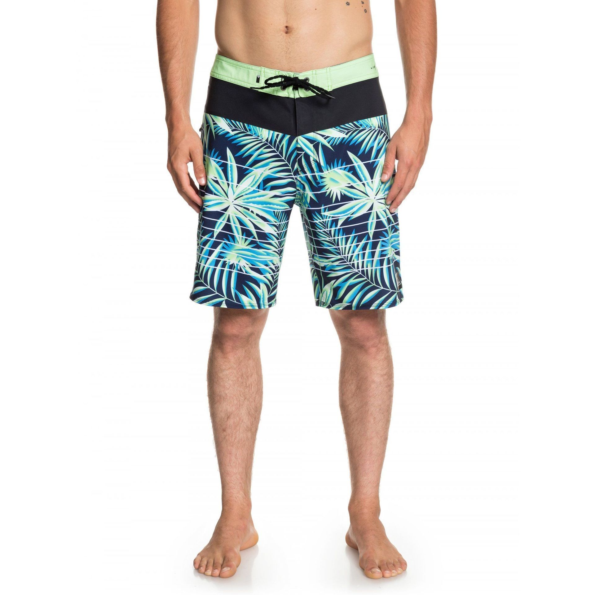 BOARDSHORTY QUIKSILVER HIGHLINE DRAINED OUT EQYBS04082-GFT6 1