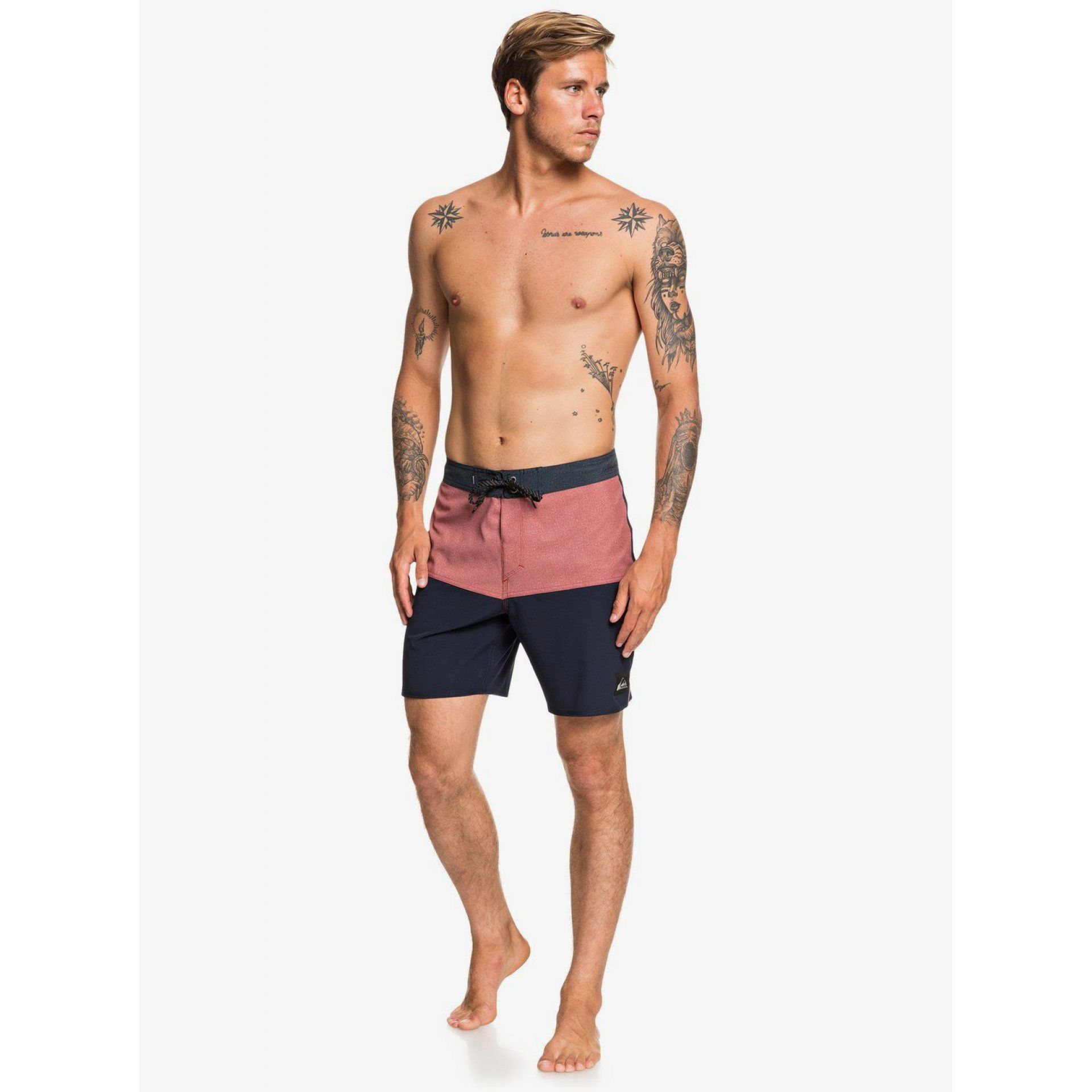 BOARDSHORTY QUIKSILVER HIGHLINE FIVE OH EQYBS04319 BYJ0 NA MODELU
