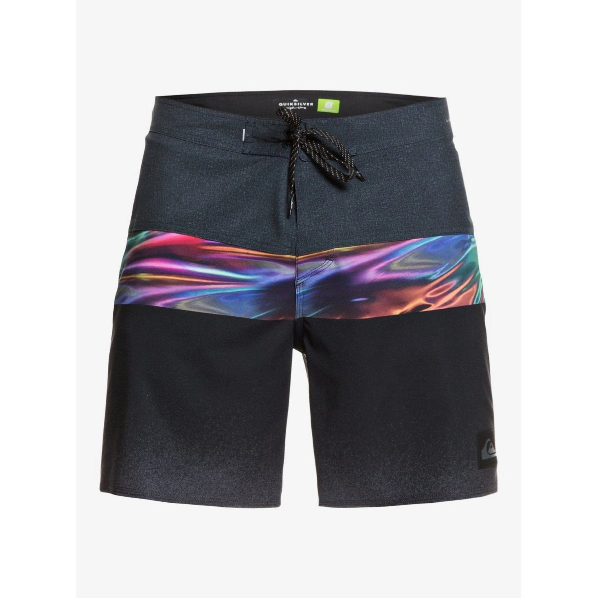 BOARDSHORTY QUIKSILVER HIGHLINE HOLD DOWN EQYBS04321 KVJ6 PRZÓD