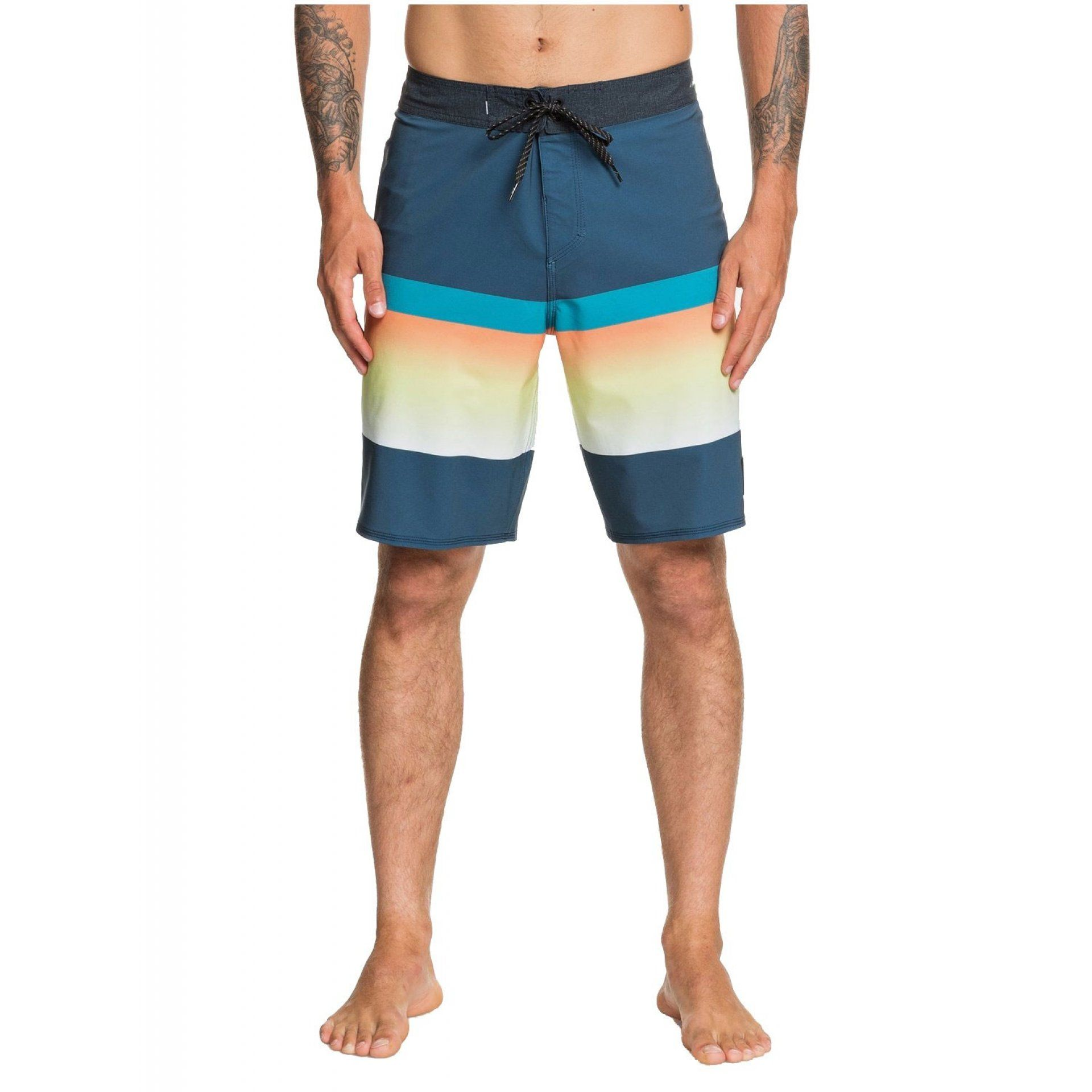 BOARDSHORTY QUIKSILVER HIGHLINE SLAB EQYBS04328 BSM6