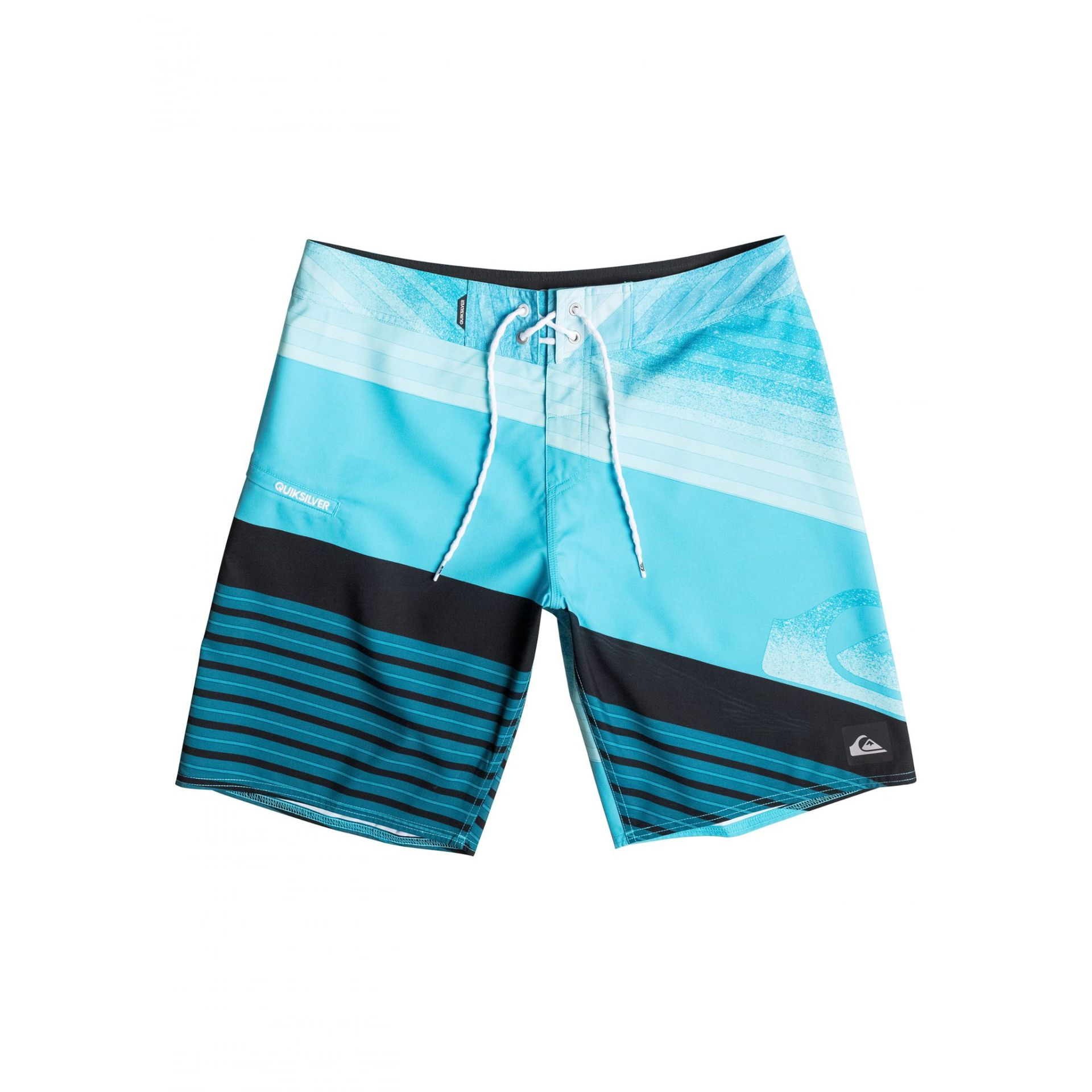 BOARDSHORTY QUIKSILVER INCLINE LOGO 19 BMJ6