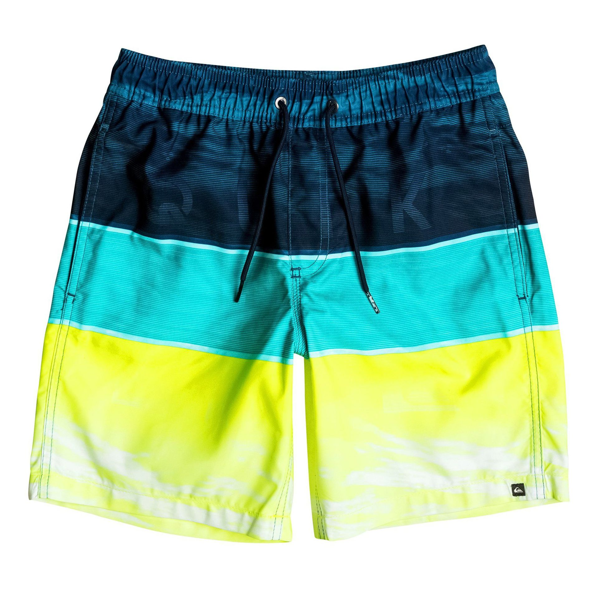 BOARDSHORTY QUIKSILVER WORD WAVES VL BNF6 1