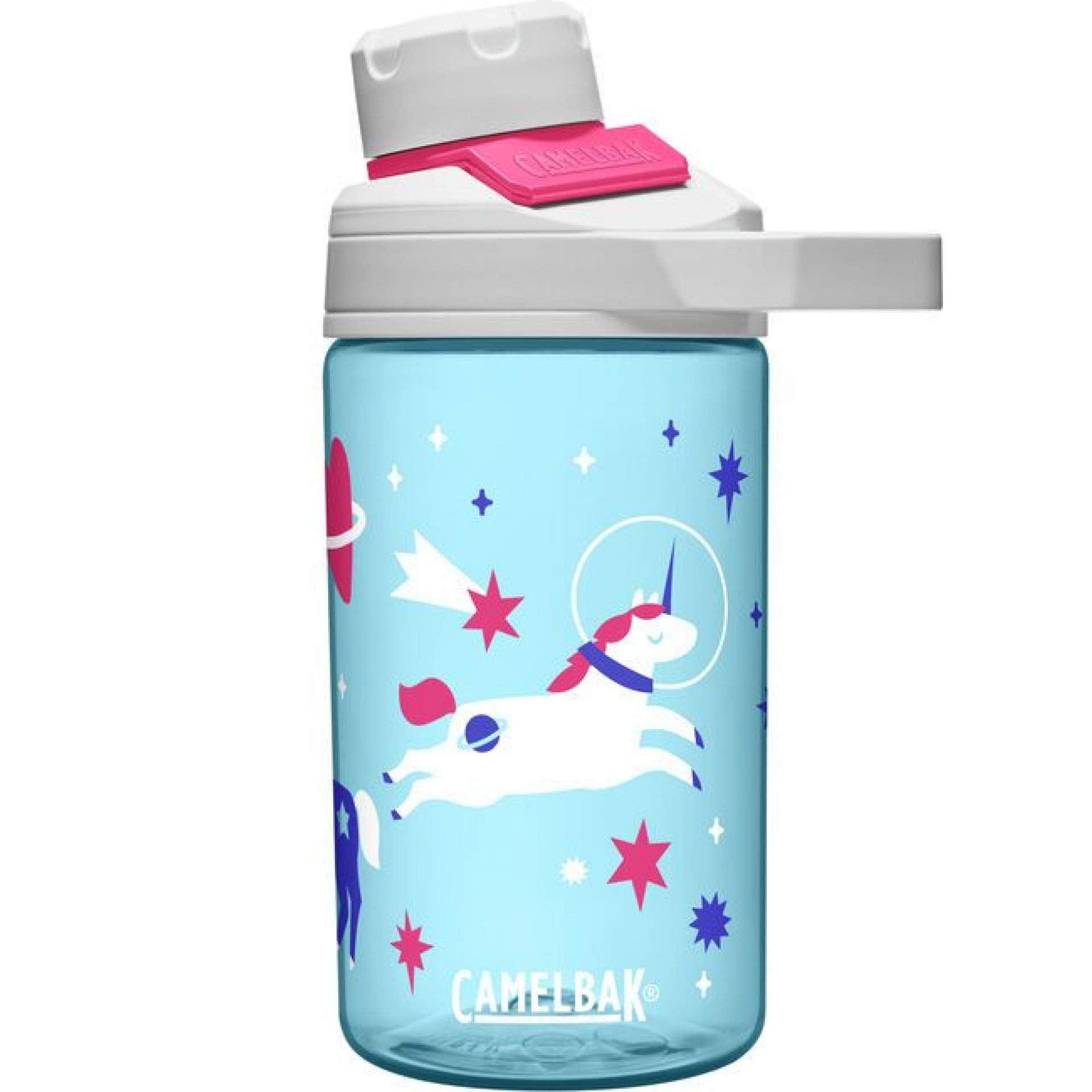 BUTELKA CAMELBAK CHUTE MAG KIDS 14 OZ SPACE UNICORNS