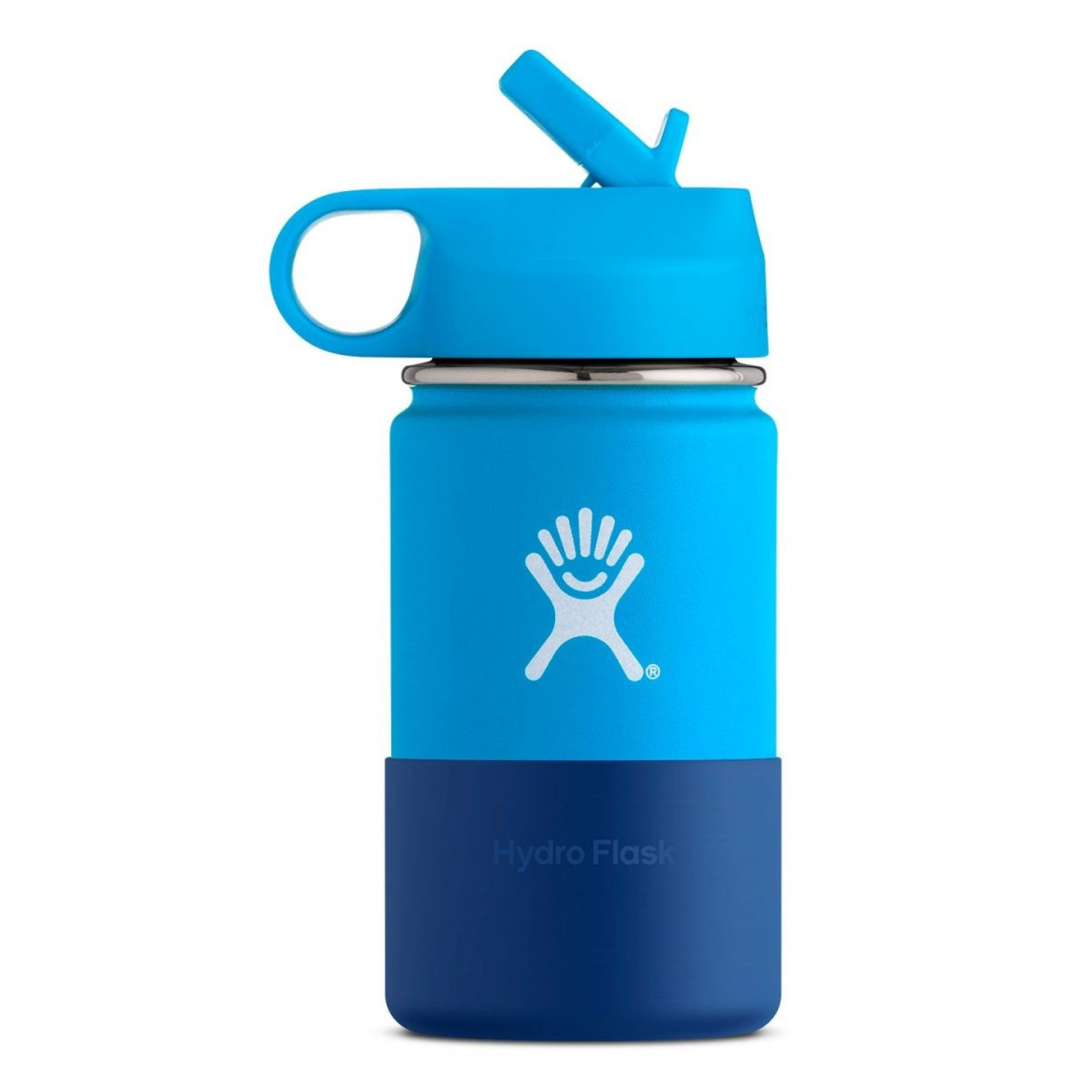 BUTELKA TERMICZNA HYDRO FLASK 12 OZ KIDS WIDE MOUTH PACIFIC