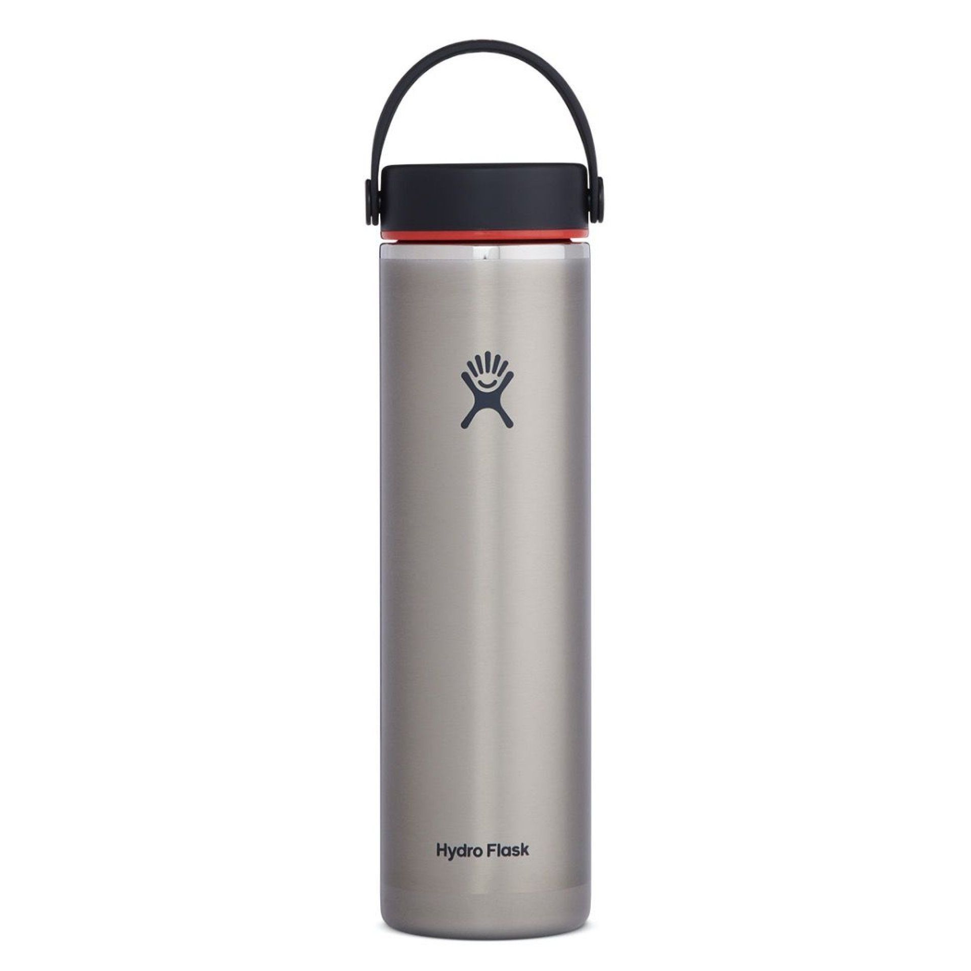 BUTELKA TERMICZNA HYDRO FLASK 24 OZ LIGHTWEIGHT WIDE MOUTH SLATE