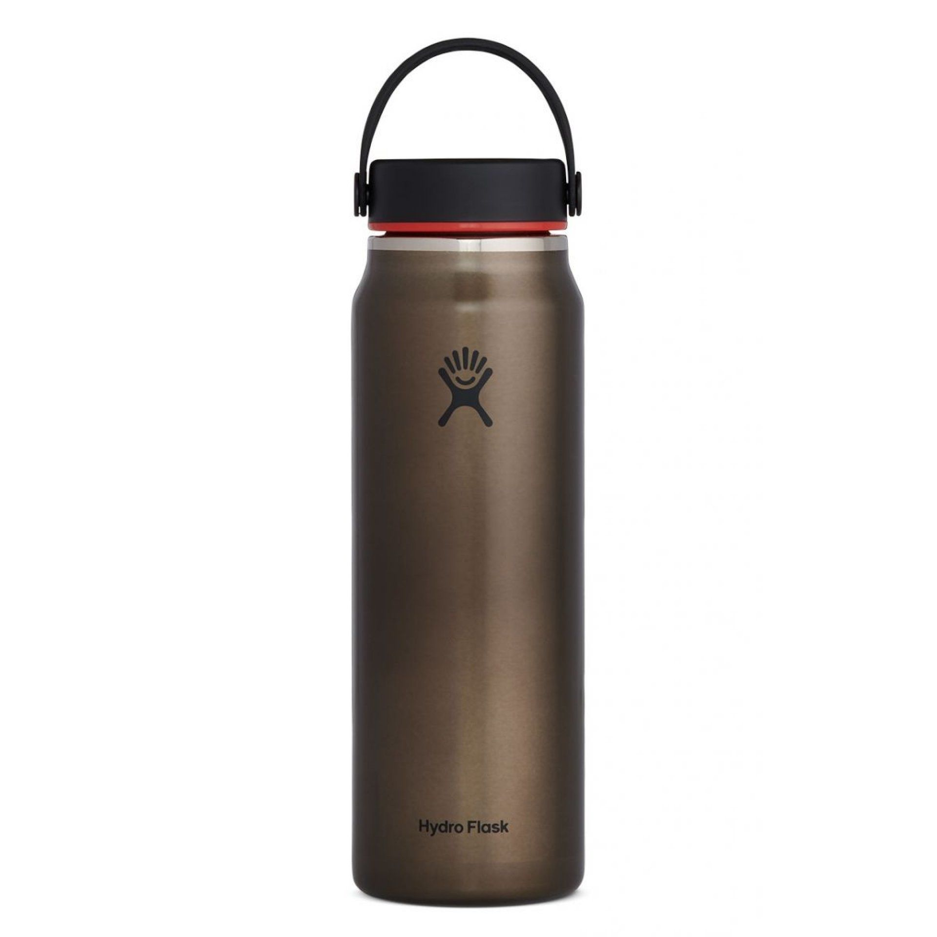 BUTELKA TERMICZNA HYDRO FLASK 32 OZ LIGHTWEIGHT WIDE MOUTH OBSIDIAN