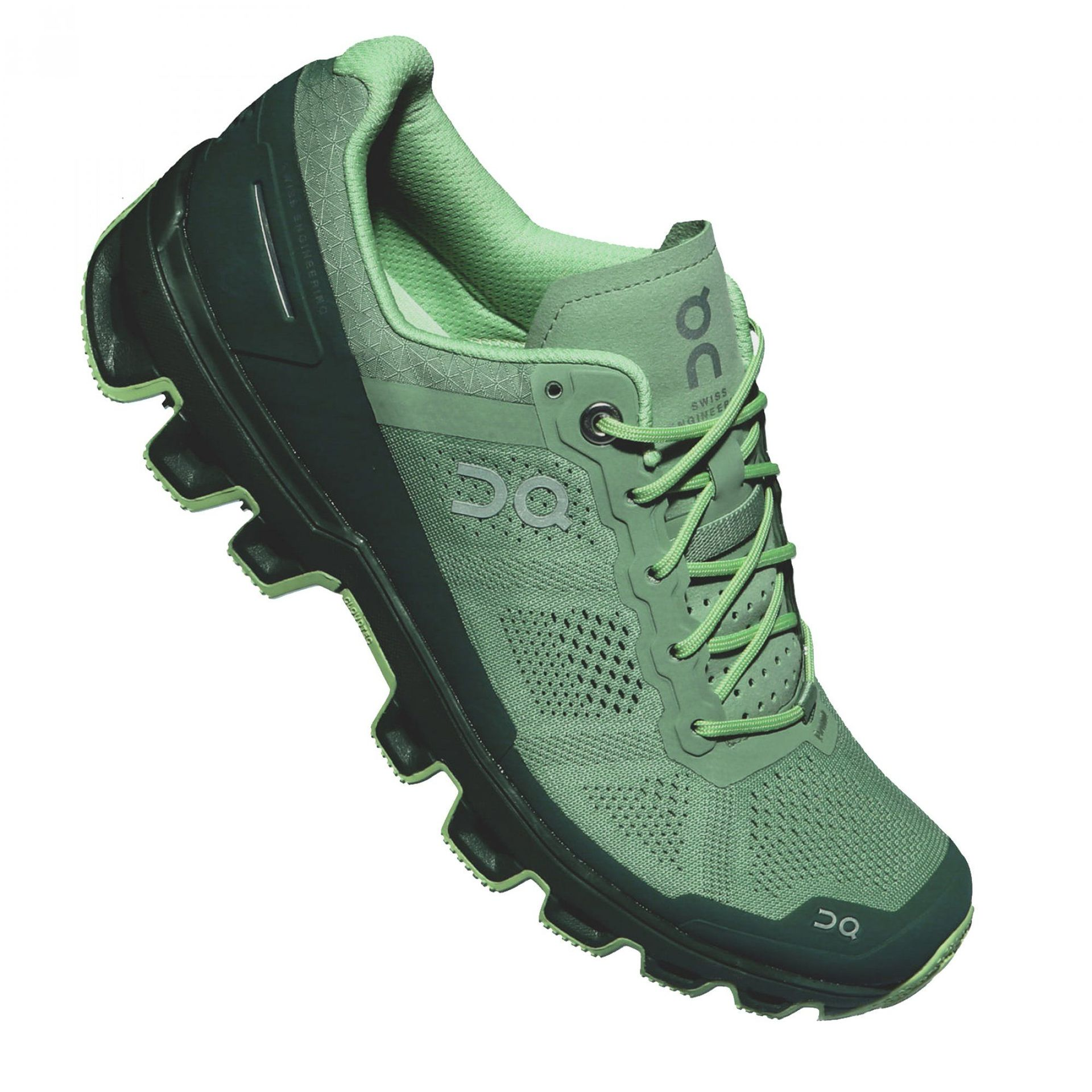 BUTY DO BIEGANIA ON RUNNING CLOUDVENTURE W MOSS|OLIVE 1
