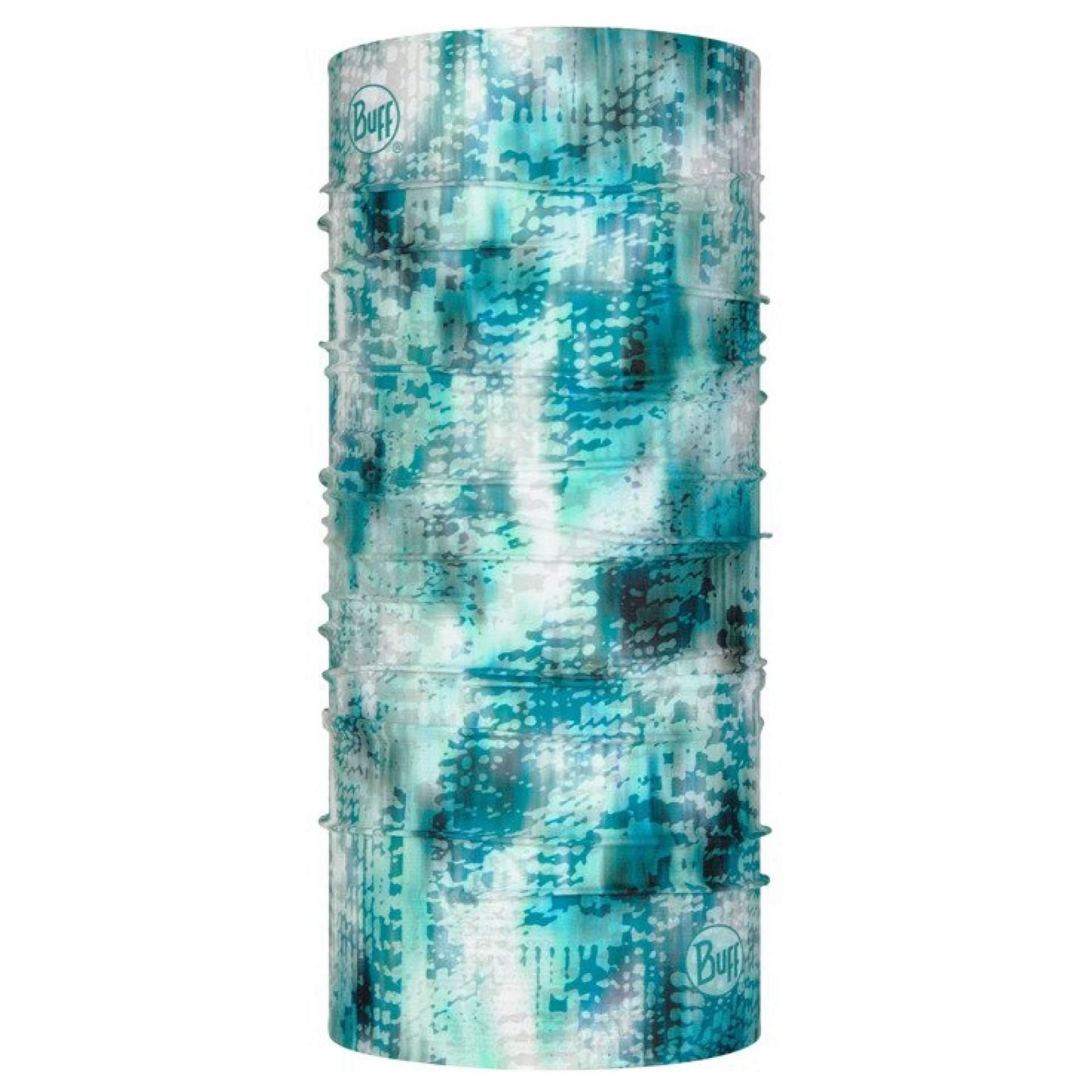 CHUSTA BUFF COOLNET UV+ BLAUW TURQUOISE