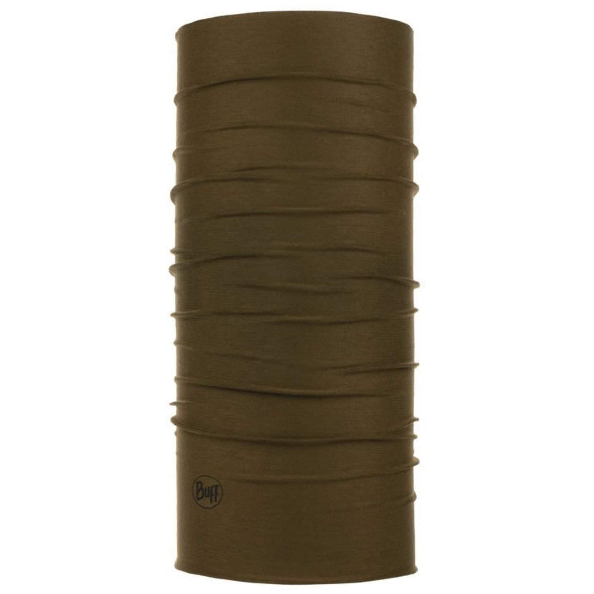 CHUSTA BUFF COOLNET UV+ INSECT SHIELD SOLID MILITARY