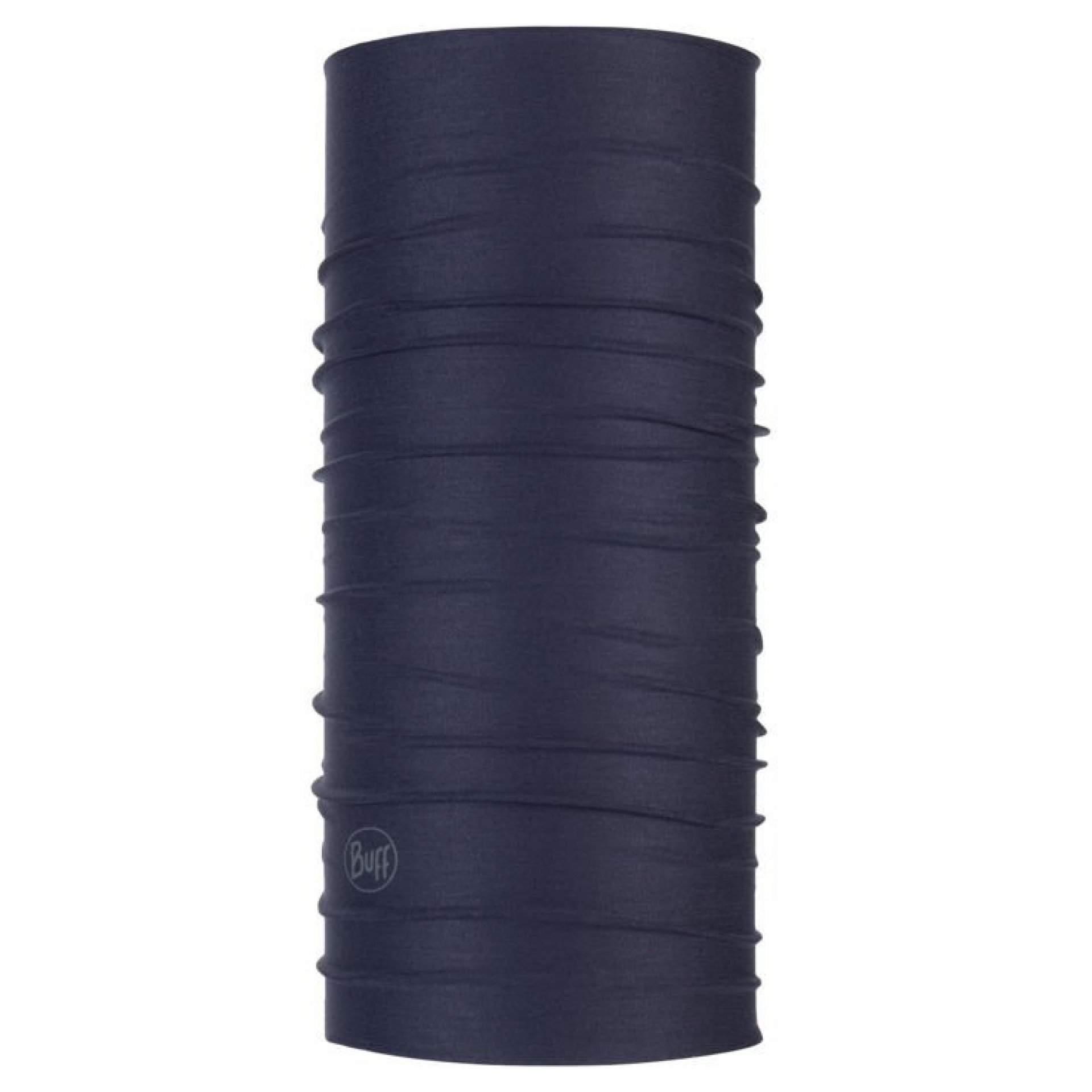 CHUSTA BUFF COOLNET UV+ SOLID NIGHT BLUE