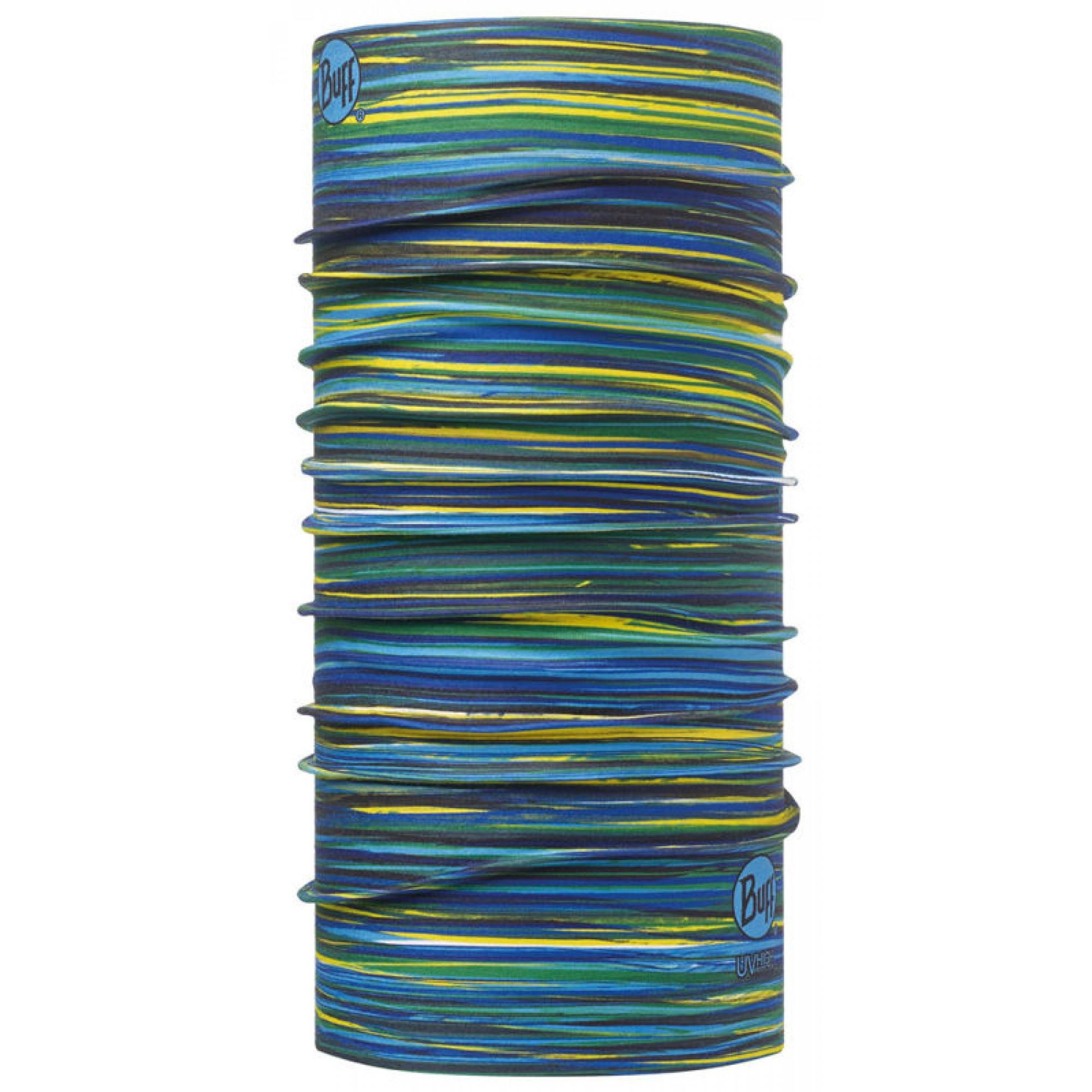 CHUSTA BUFF HIGH UV PROTECTION JABE BLUE