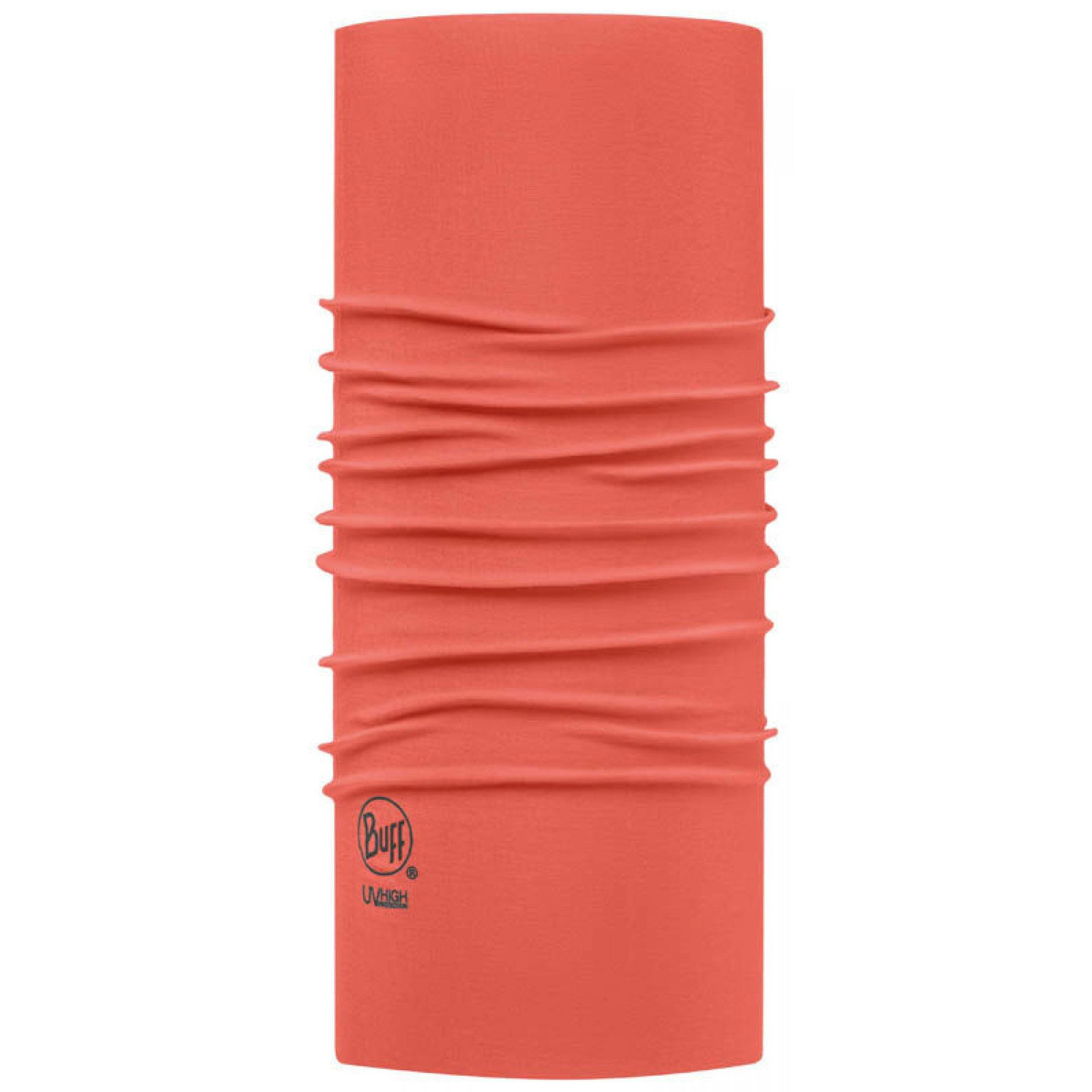CHUSTA BUFF HIGH UV PROTECTION SOLID GERANIUM ORANGE