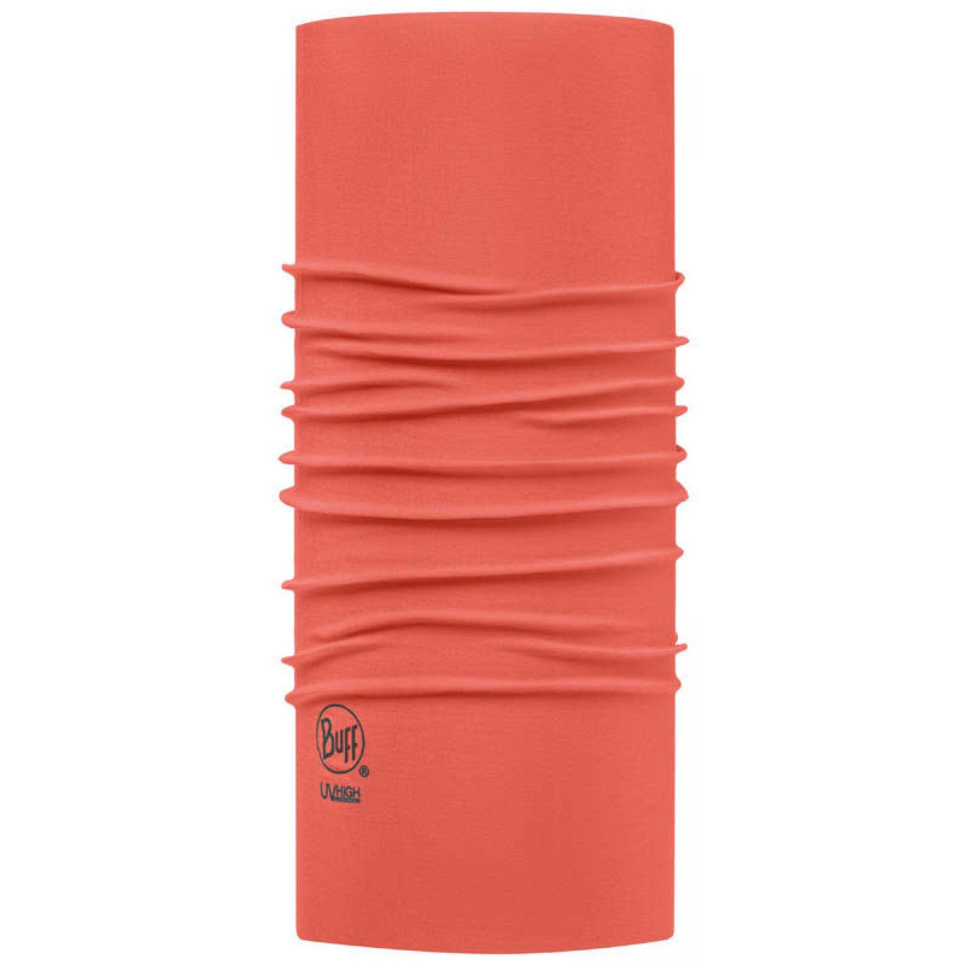 CHUSTA BUFF HIGH UV PROTECTION SOLID GERANIUM ORANGE