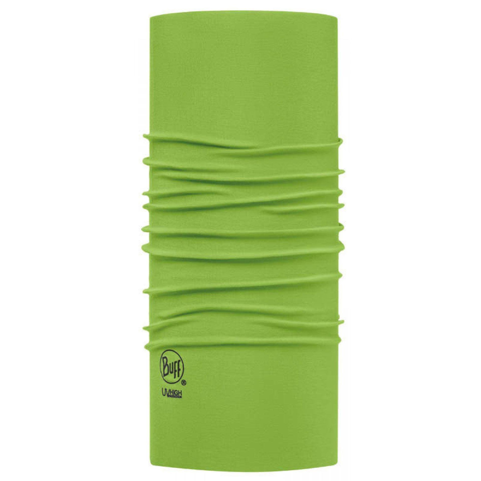 CHUSTA BUFF HIGH UV PROTECTION SOLID GREENERY