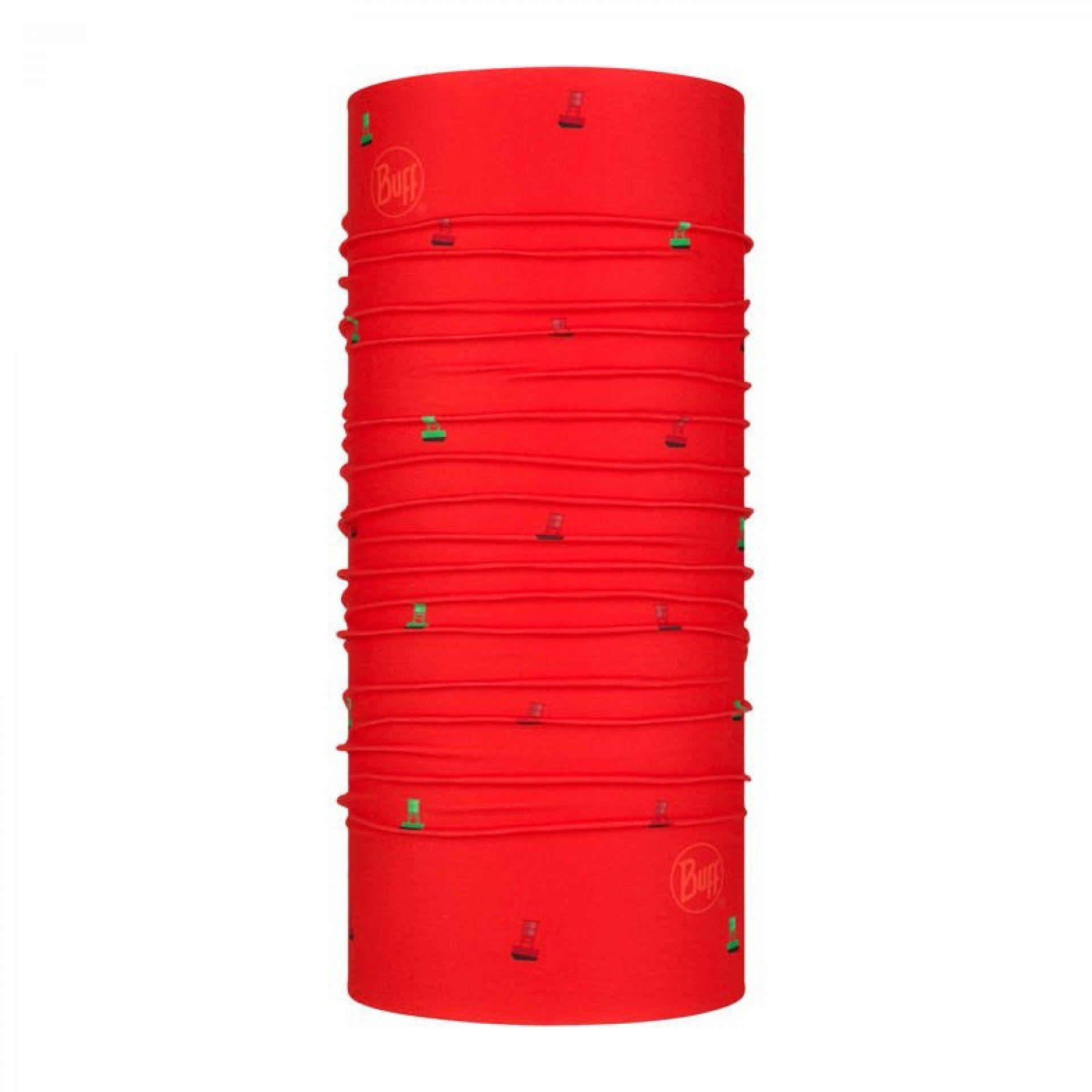 CHUSTA BUFF ORIGINAL NAUTICAL CHANNELS RED