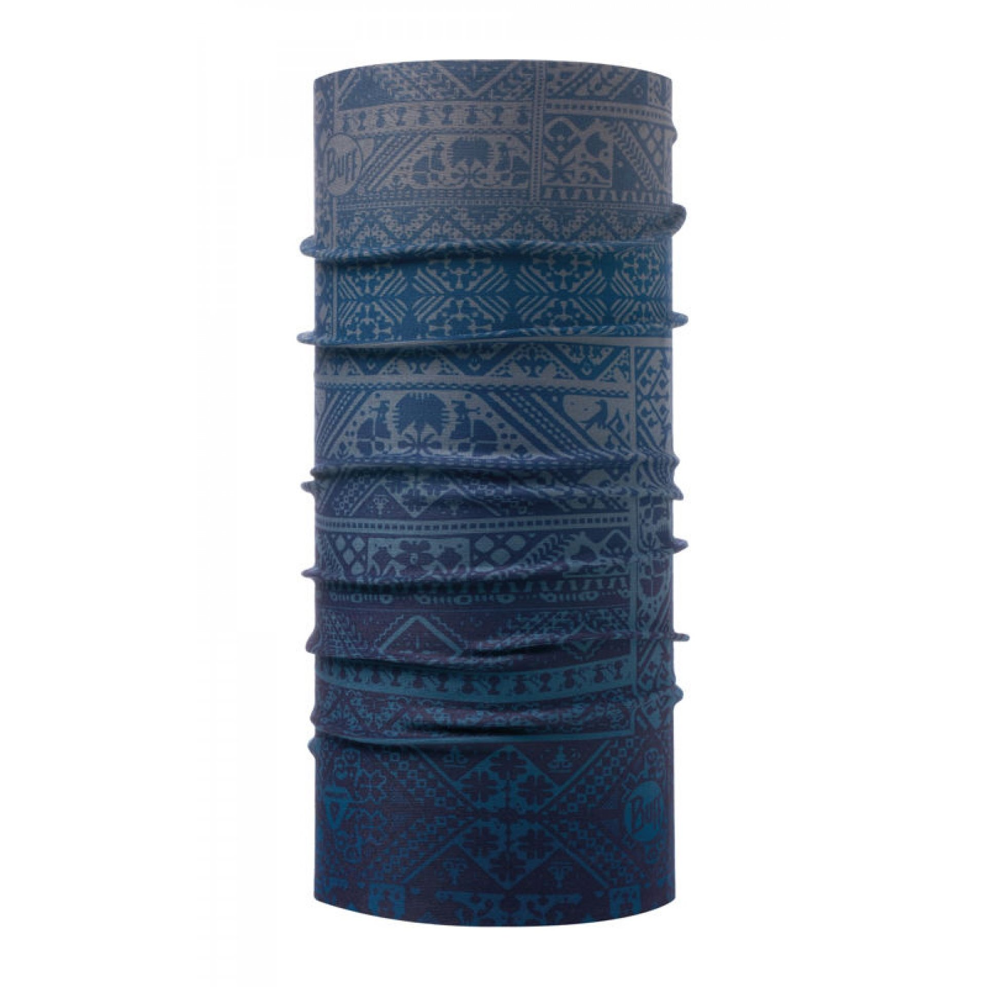 CHUSTA BUFF THERMONET ESKOR PERFUSE BLUE