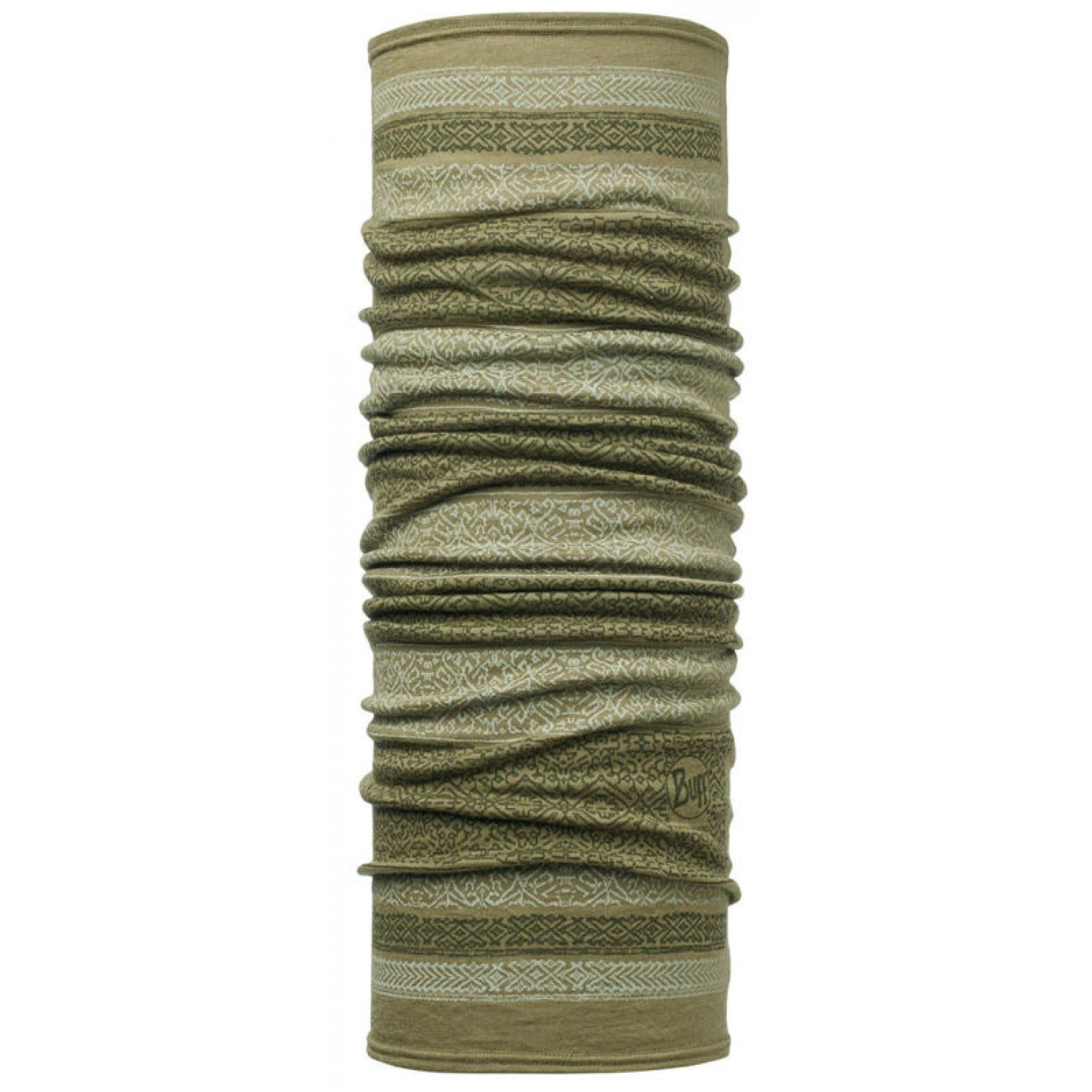 CHUSTA BUFF WOOL KITUE LIGHT MILITARY