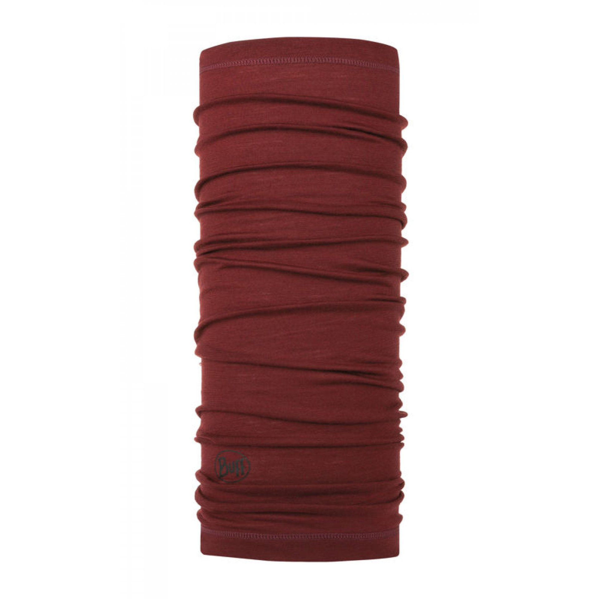 CHUSTA BUFF WOOL LIGHT SOLID WINE