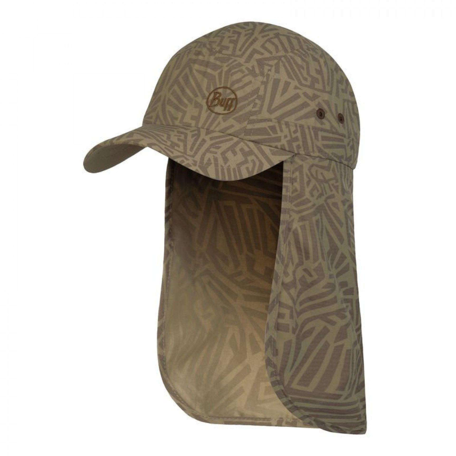 CZAPKA BUFF BIMINI CAP JR STONY BRINDLE