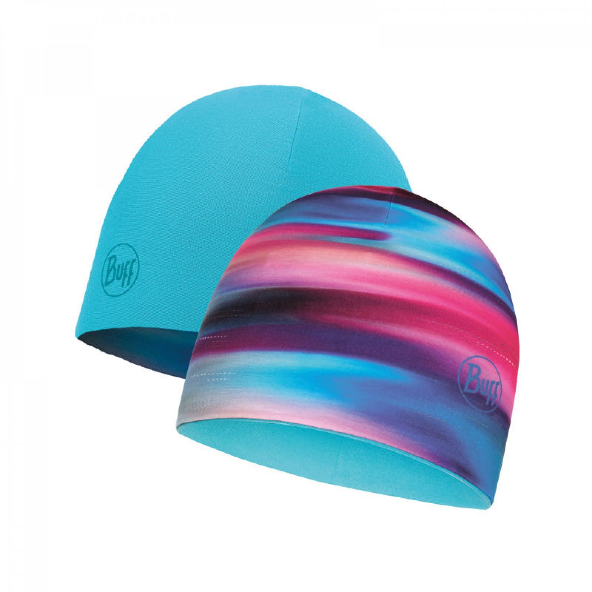 CZAPKA BUFF MICROFIBER REVERSIBLE HAT  R-LUMINANCE MULTI