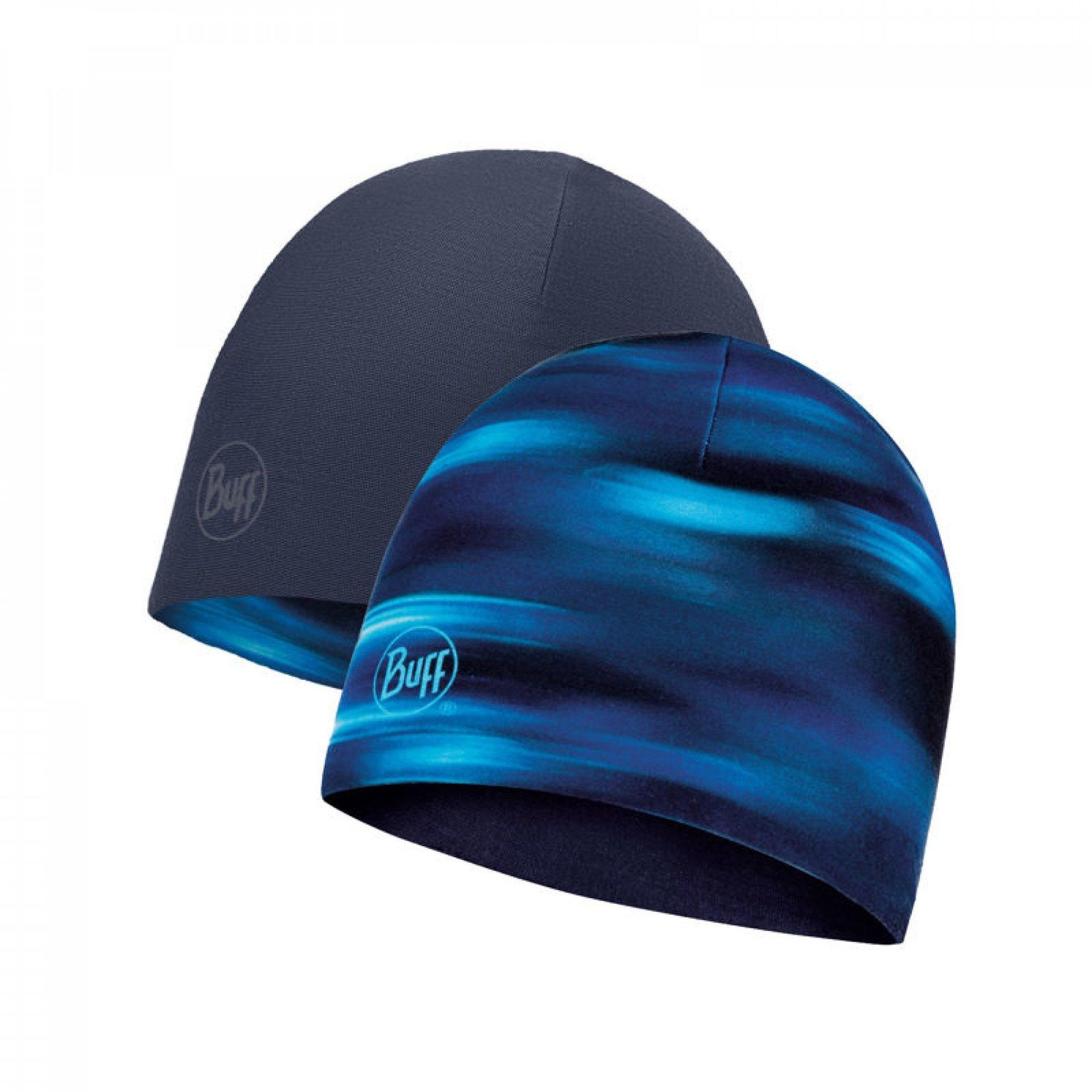 CZAPKA BUFF MICROFIBER REVERSIBLE HAT SHADING BLUE