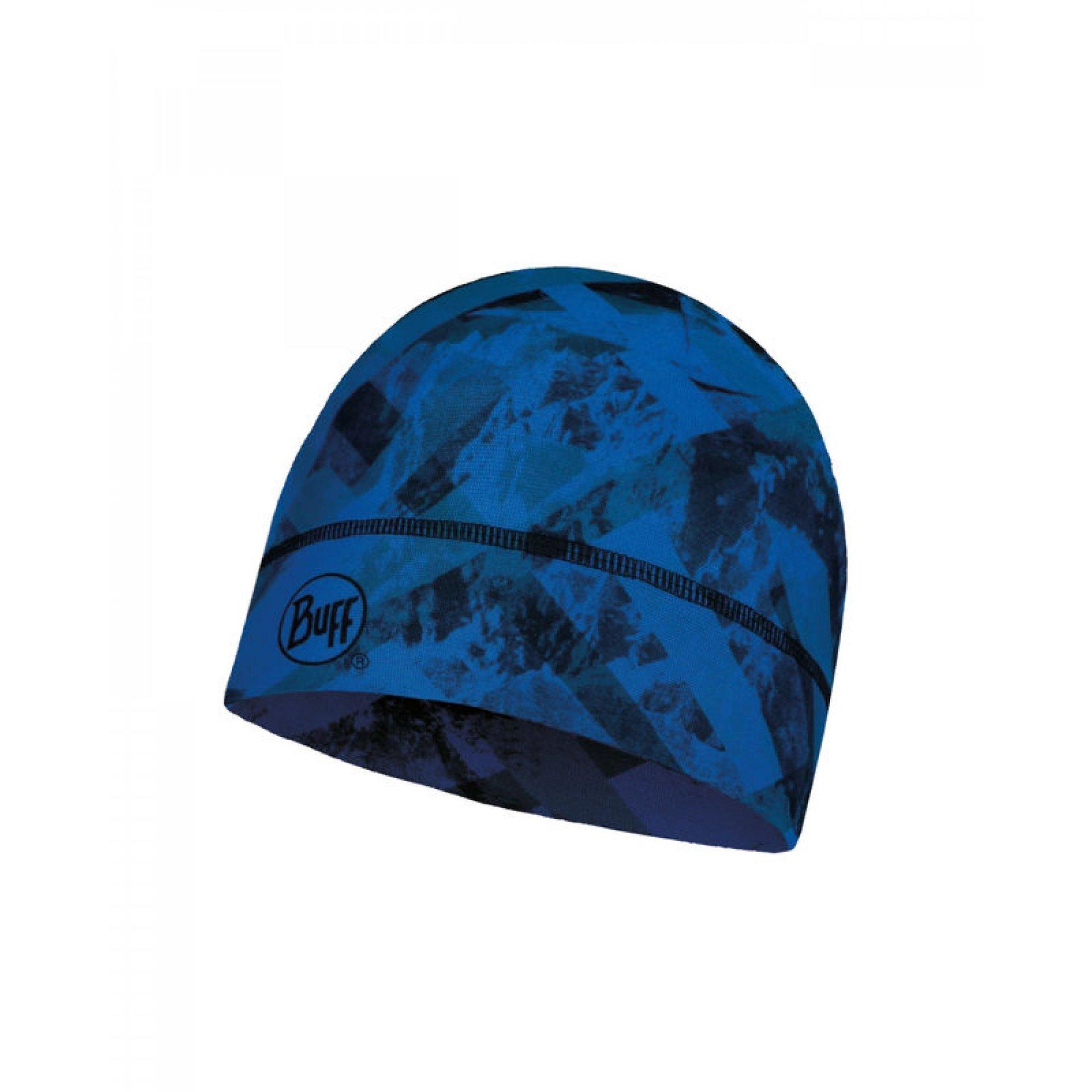 CZAPKA BUFF THERMONET MOUNTAIN TOP CAPE BLUE BUFF