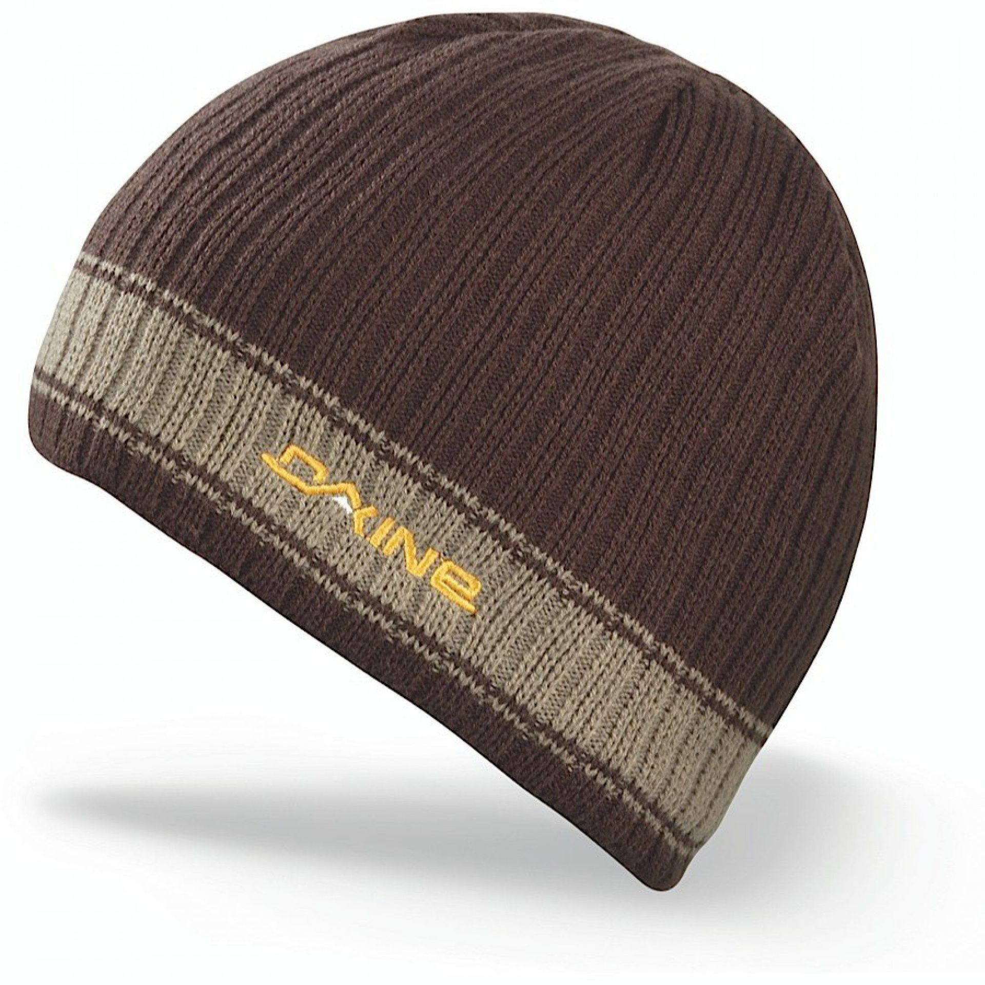 CZAPKA DAKINE RIBBED PINLINE BROWN