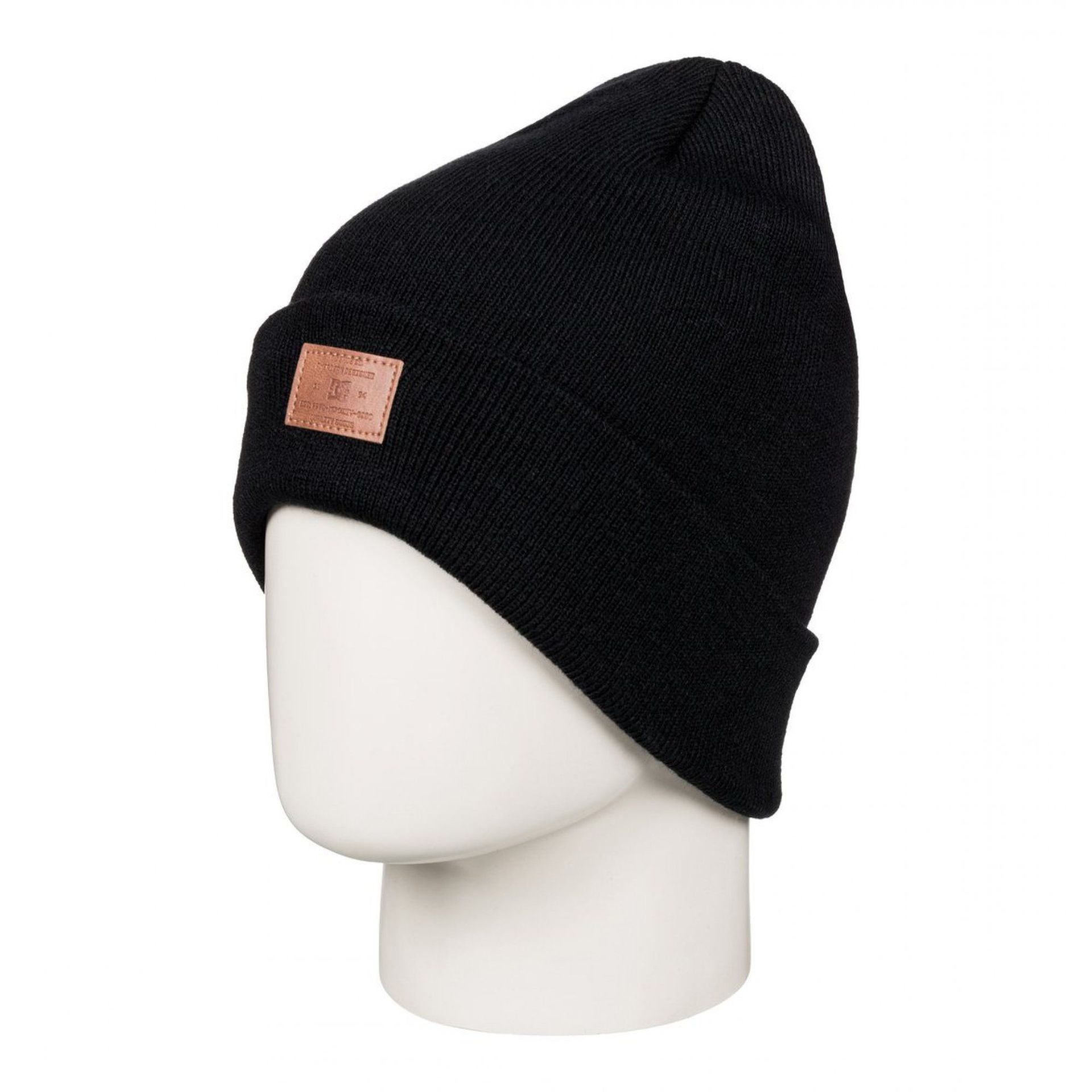 CZAPKA DC LABEL BLACK