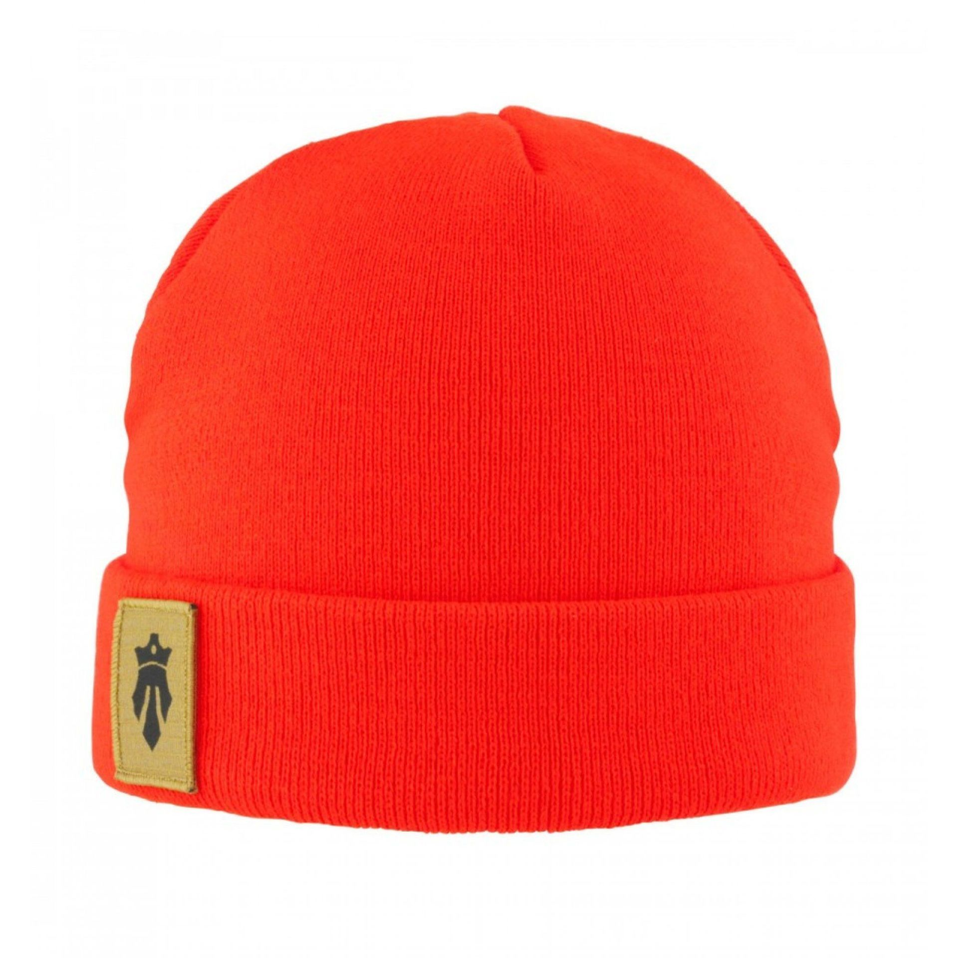 CZAPKA MAJESTY BEANIE NEON ORANGE