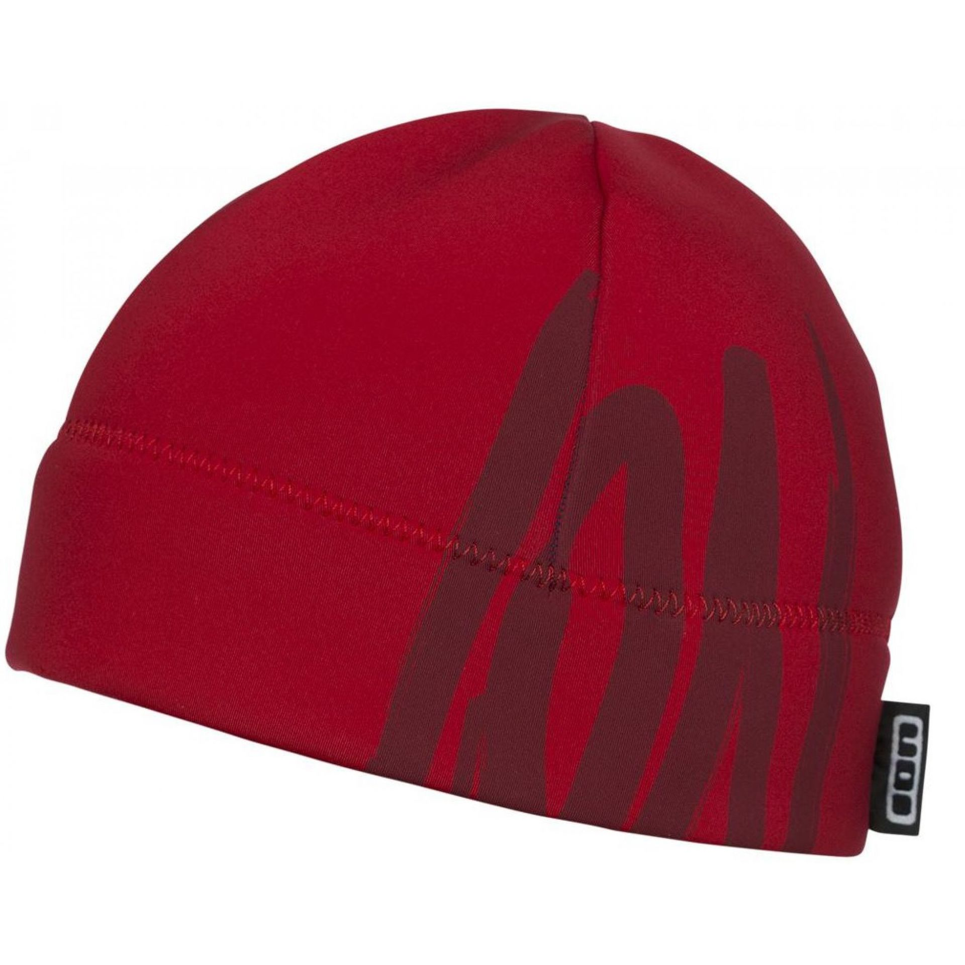 CZAPKA NEOPRENOWA ION NEO LOGO RED